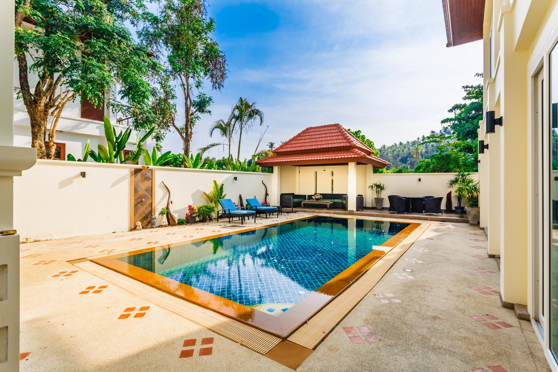 Apartment Baan Kaja villa  walk to Surin and BangTao beach  Private pool  photo 16938186