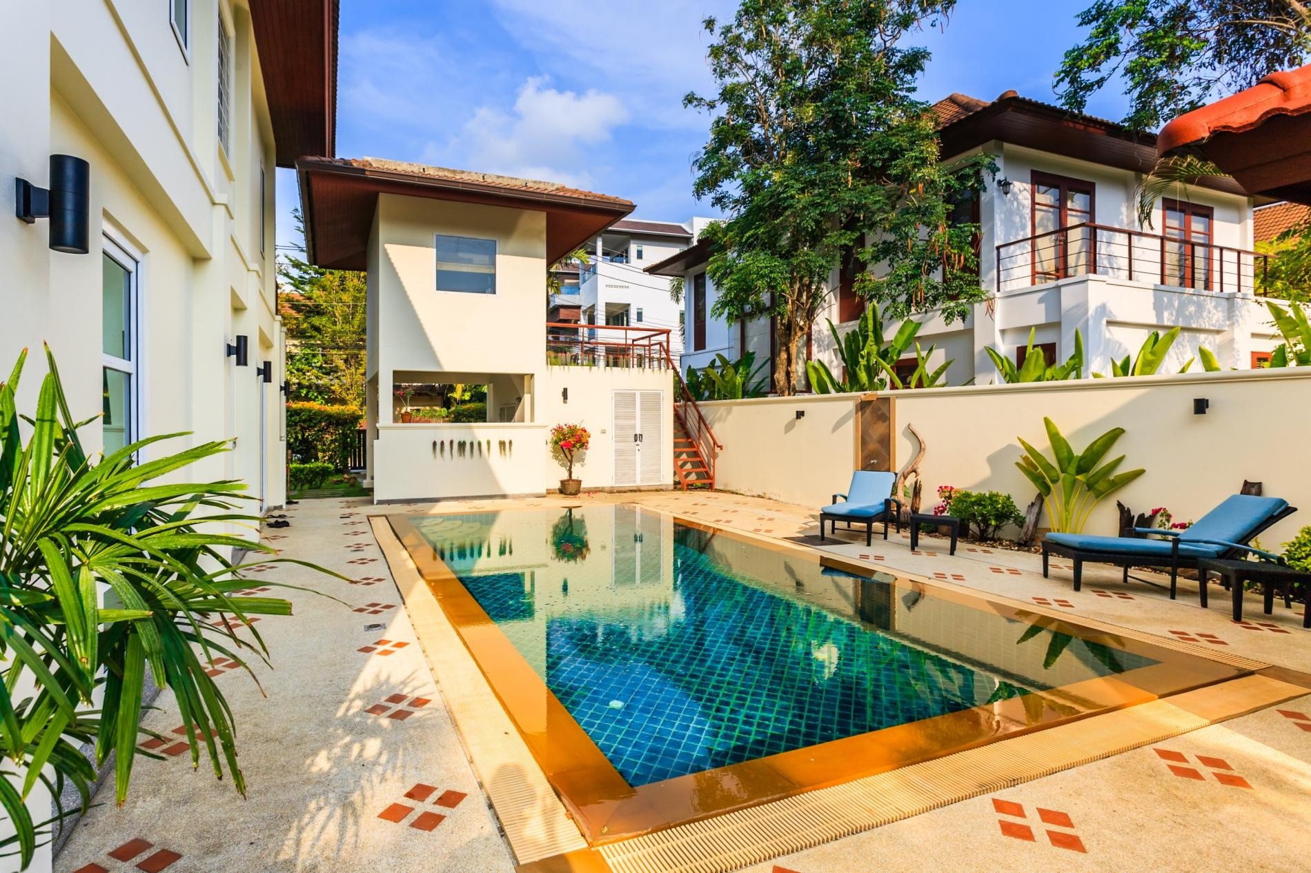 Apartment Baan Kaja villa  walk to Surin and BangTao beach  Private pool  photo 16577629