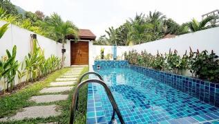 AP West 6 - Affordable pool villa in Kamala