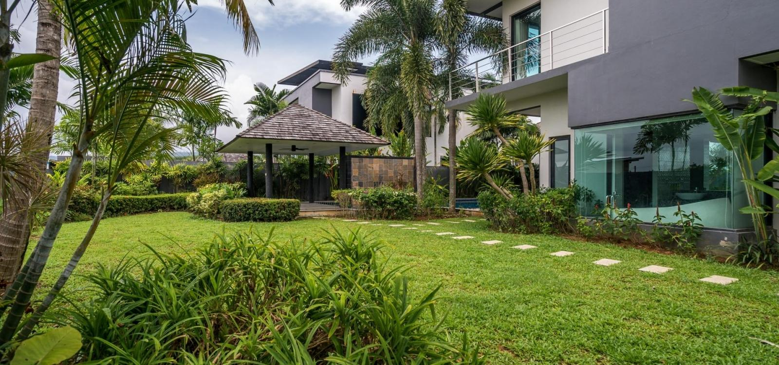 Diamond 248 - Modern private pool villa in BangTao