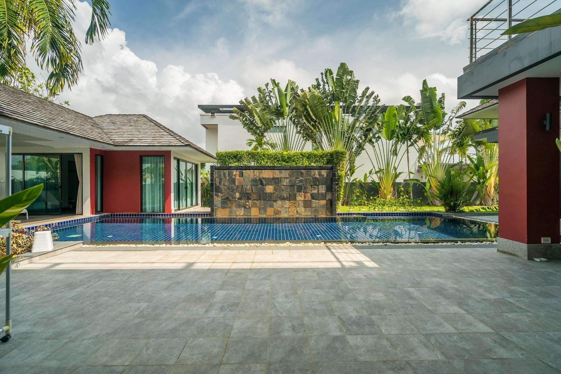 Apartment Diamond 273 - Modern 4 bedroom private pool in Bangtao photo 20389507