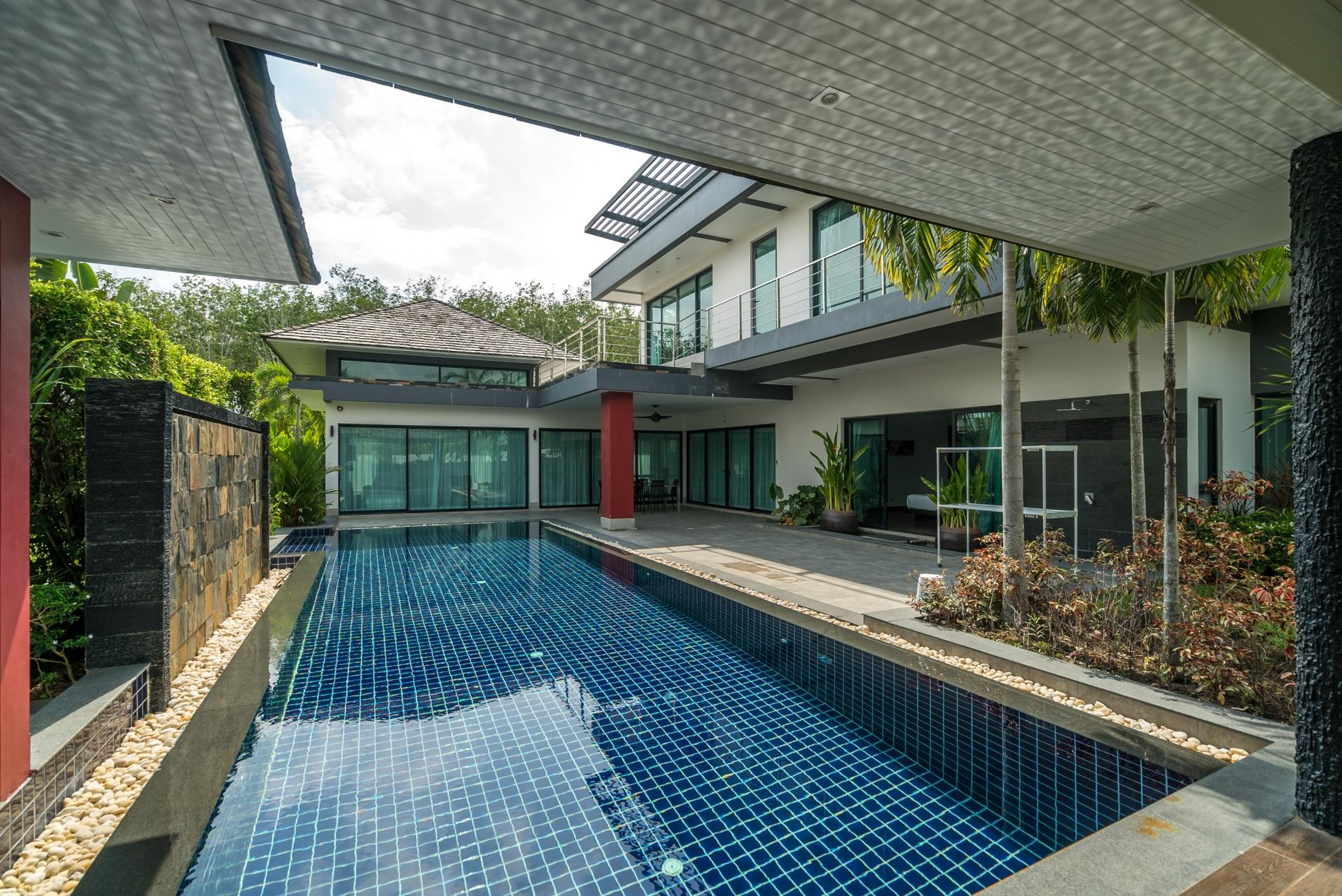 Apartment Diamond 273 - Modern 4 bedroom private pool in Bangtao photo 20181128