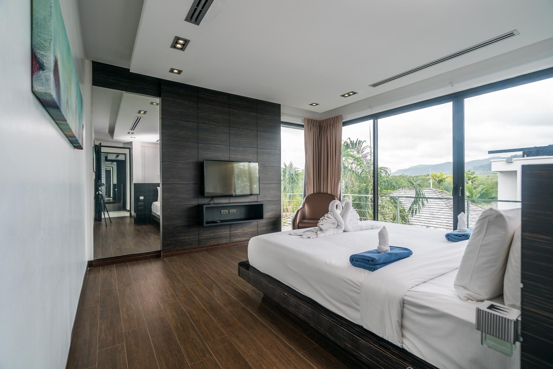Apartment Diamond 273 - Modern 4 bedroom private pool in Bangtao photo 20389513