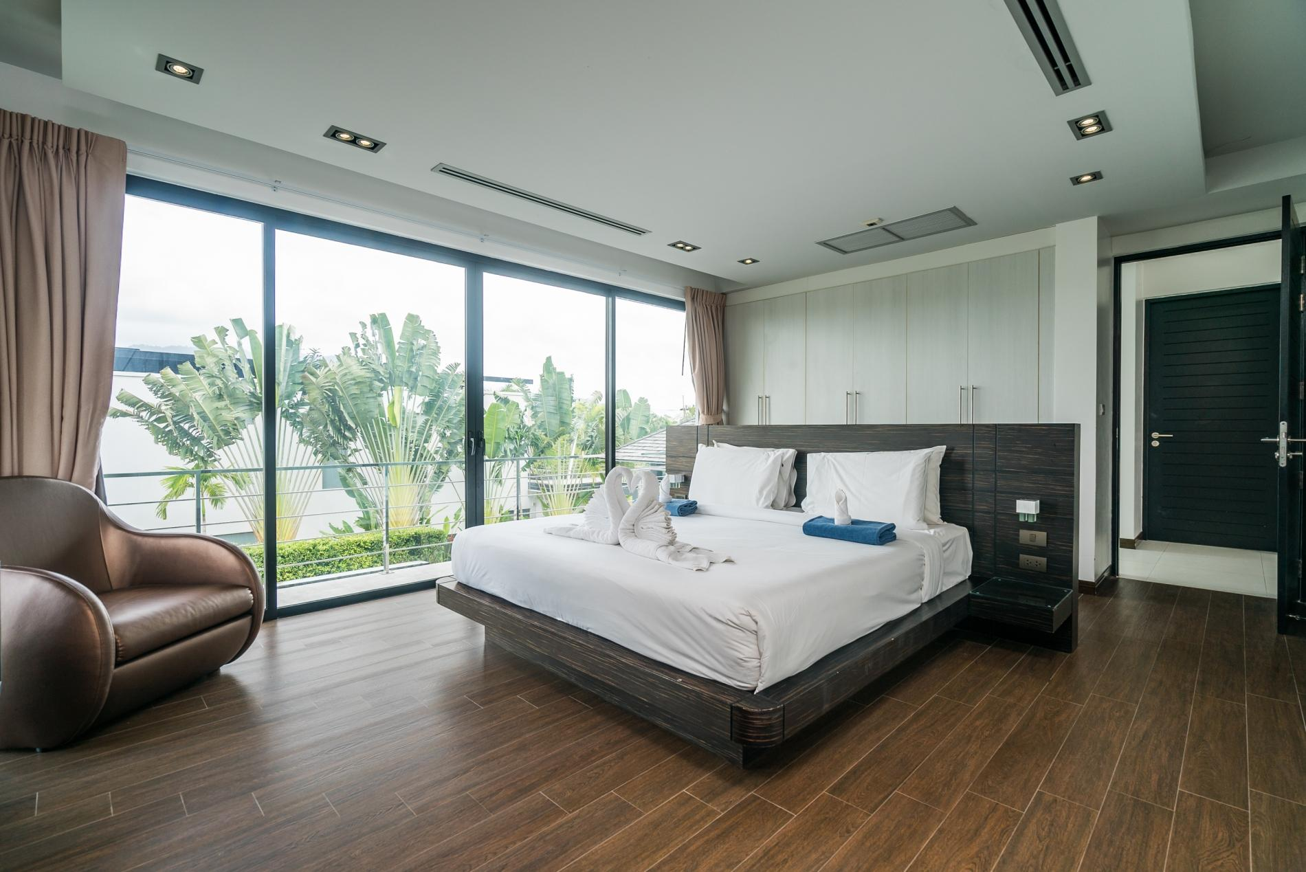 Apartment Diamond 273 - Modern 4 bedroom private pool in Bangtao photo 20389515