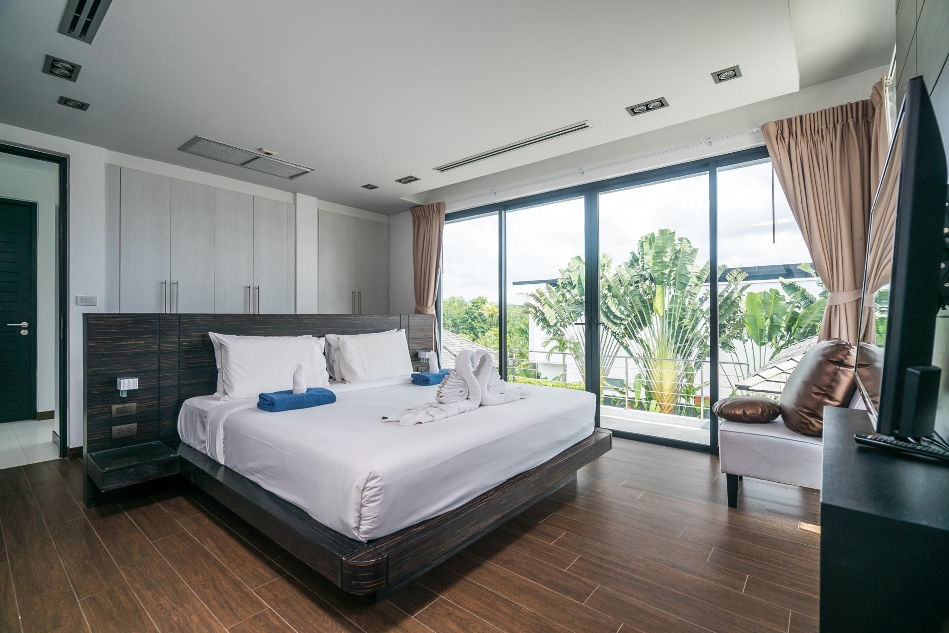 Apartment Diamond 273 - Modern 4 bedroom private pool in Bangtao photo 20190649