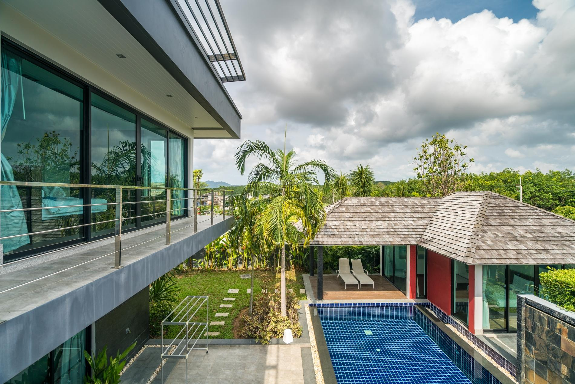 Apartment Diamond 273 - Modern 4 bedroom private pool in Bangtao photo 20123800