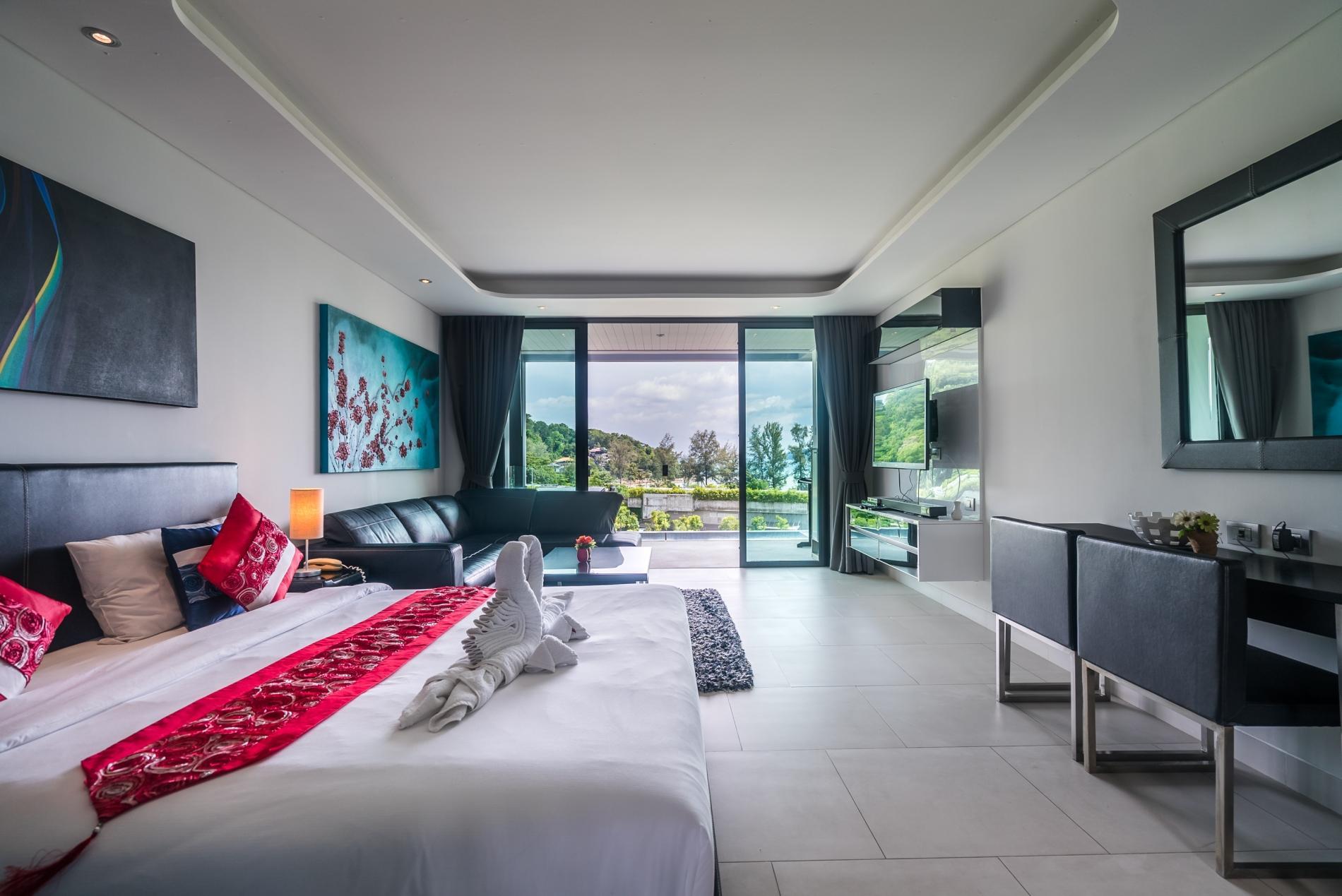 Apartment Absolute Twin Sands 1202 - Seaview  walk to Merlin   Tri Trang beach photo 20318631
