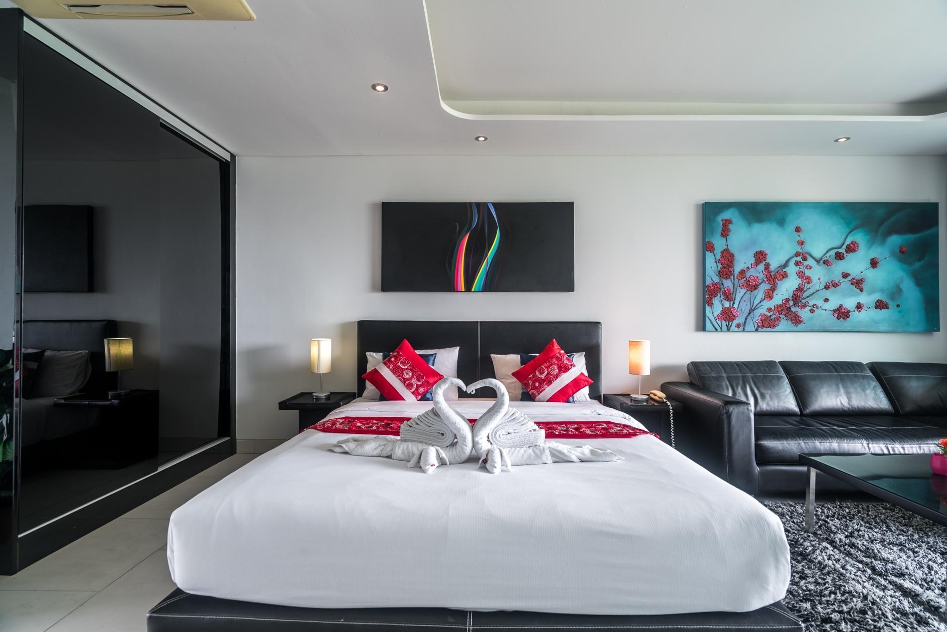 Apartment Absolute Twin Sands 1202 - Seaview  walk to Merlin   Tri Trang beach photo 20255124