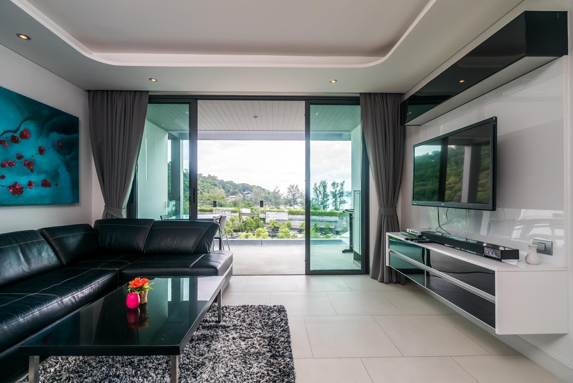 Apartment Absolute Twin Sands 1202 - Seaview  walk to Merlin   Tri Trang beach photo 20318629