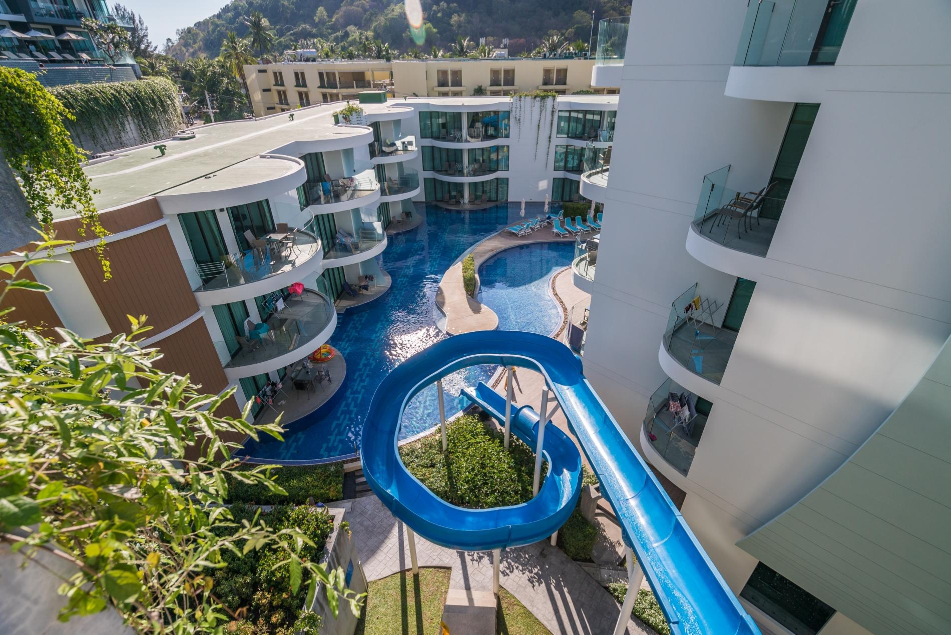 Apartment Absolute Twin Sands 1202 - Seaview  walk to Merlin   Tri Trang beach photo 20103727