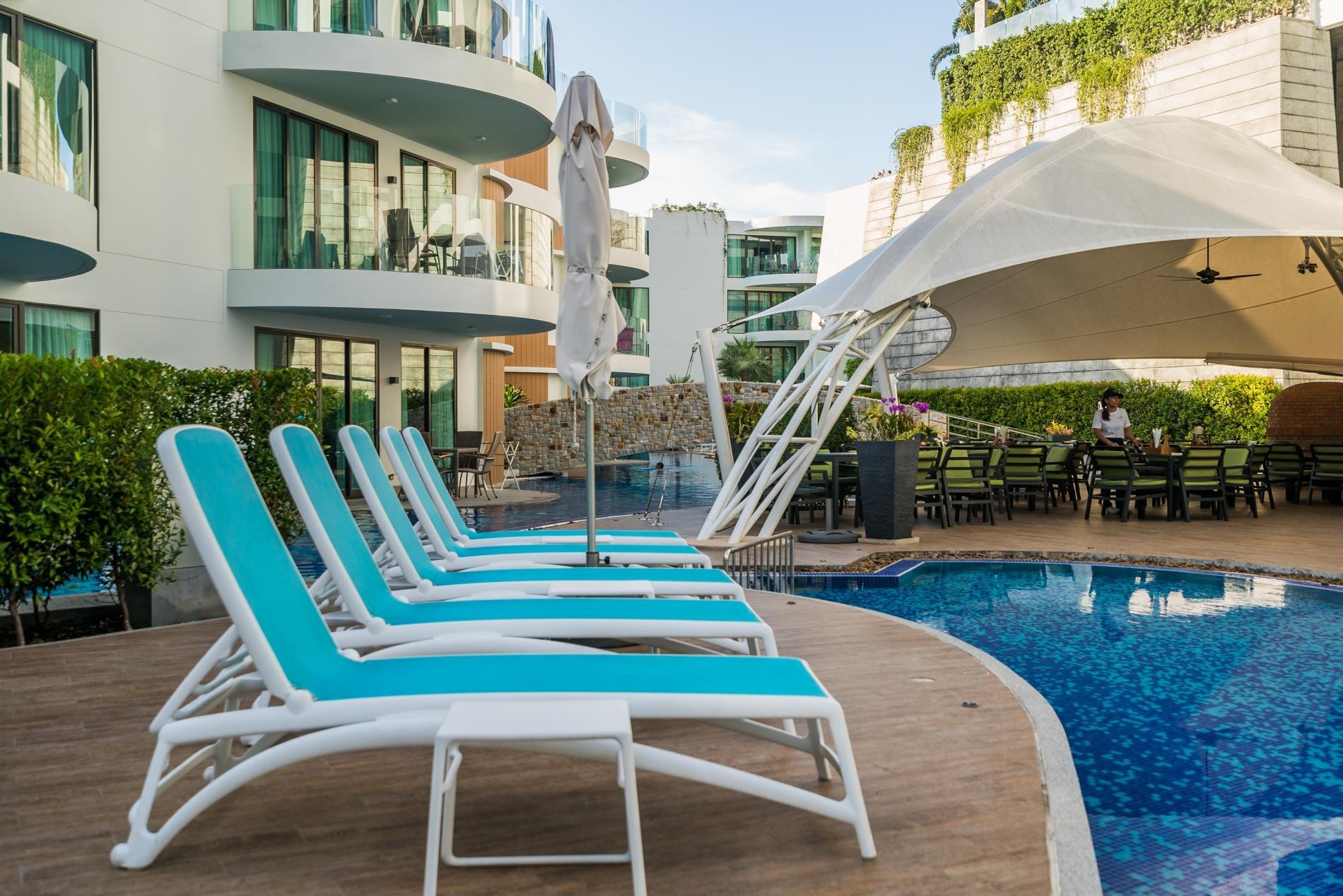 Apartment Absolute Twin Sands 1202 - Seaview  walk to Merlin   Tri Trang beach photo 20180400