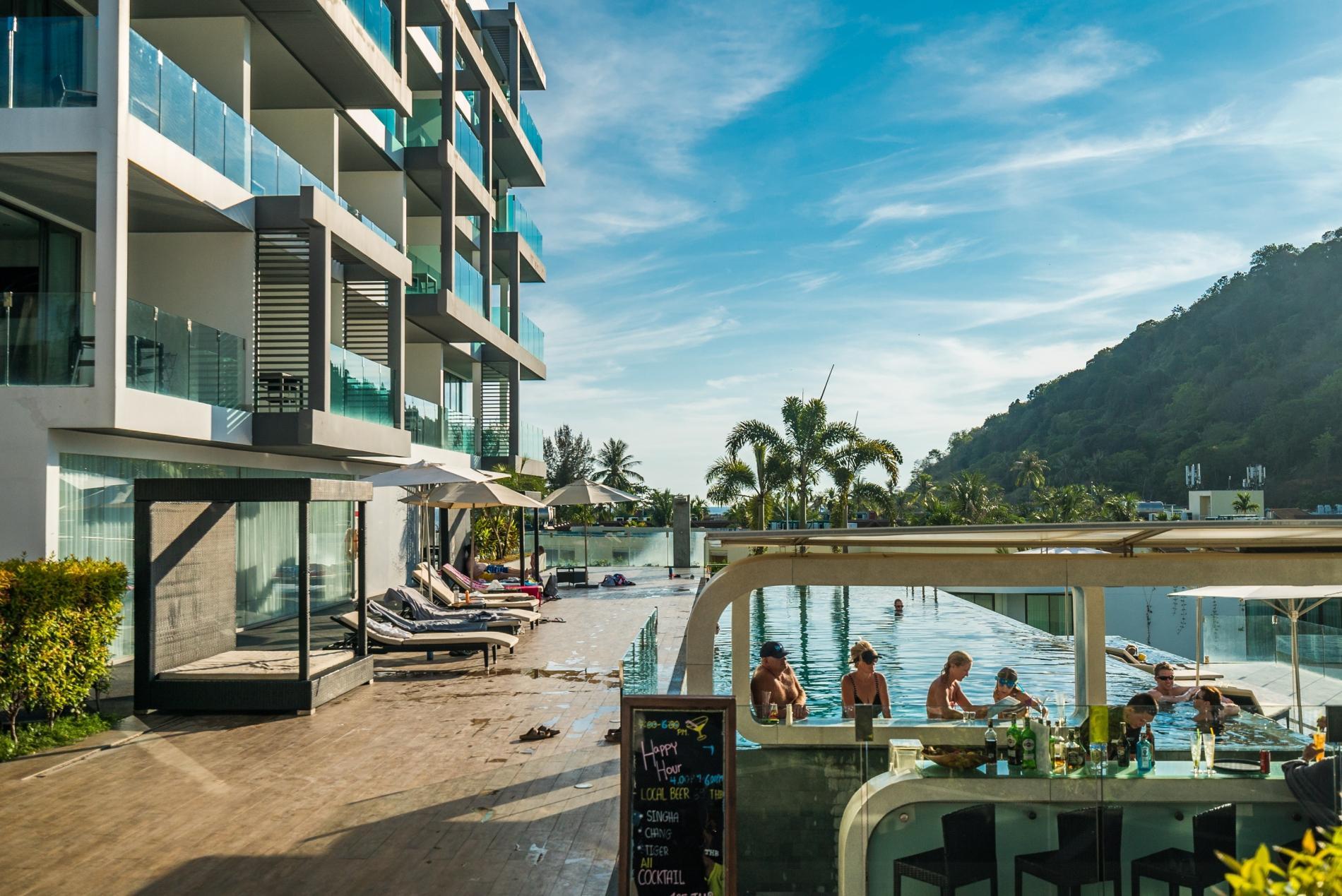 Apartment Absolute Twin Sands 1202 - Seaview  walk to Merlin   Tri Trang beach photo 20395832