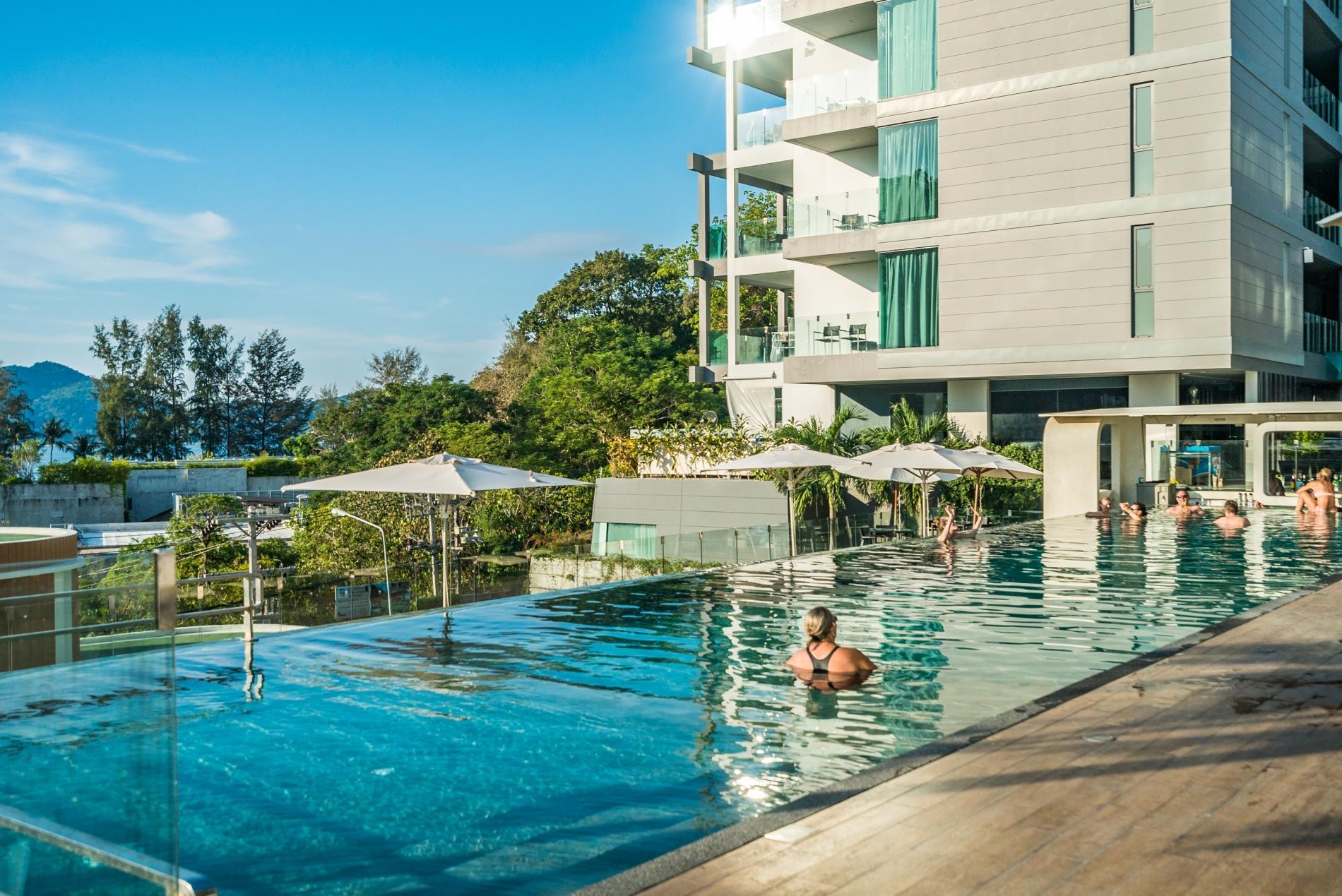 Apartment Absolute Twin Sands 1202 - Seaview  walk to Merlin   Tri Trang beach photo 19953717