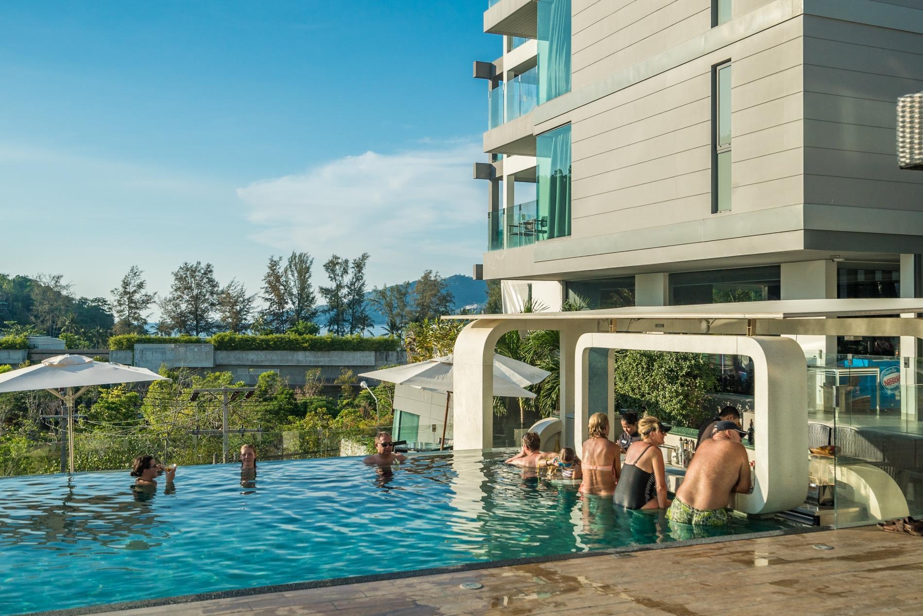 Apartment Absolute Twin Sands 1202 - Seaview  walk to Merlin   Tri Trang beach photo 20395806