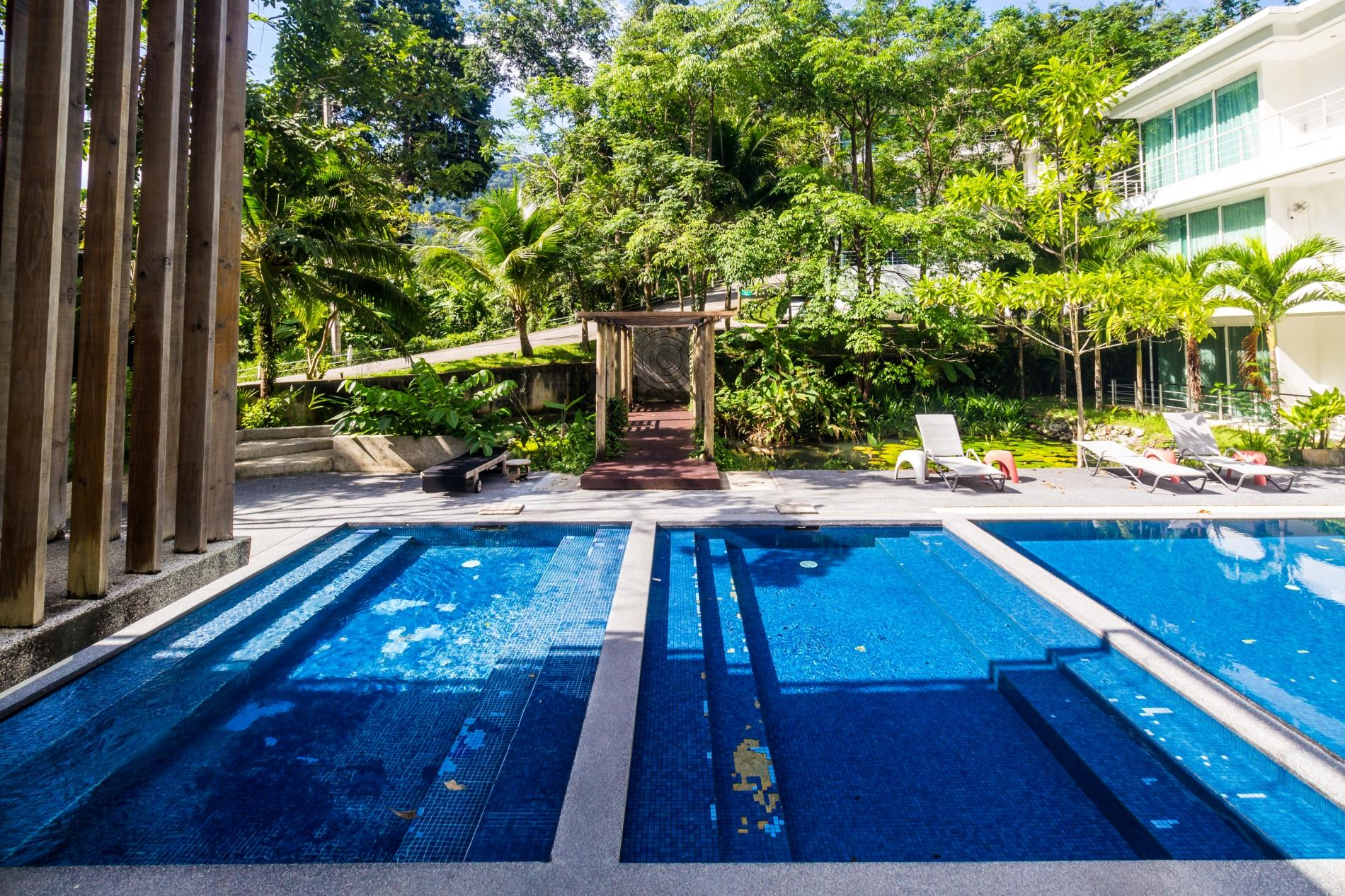 Apartment Zen Space 412 - Family holiday with pools  children area  gym and free shuttle to beach  photo 16936383