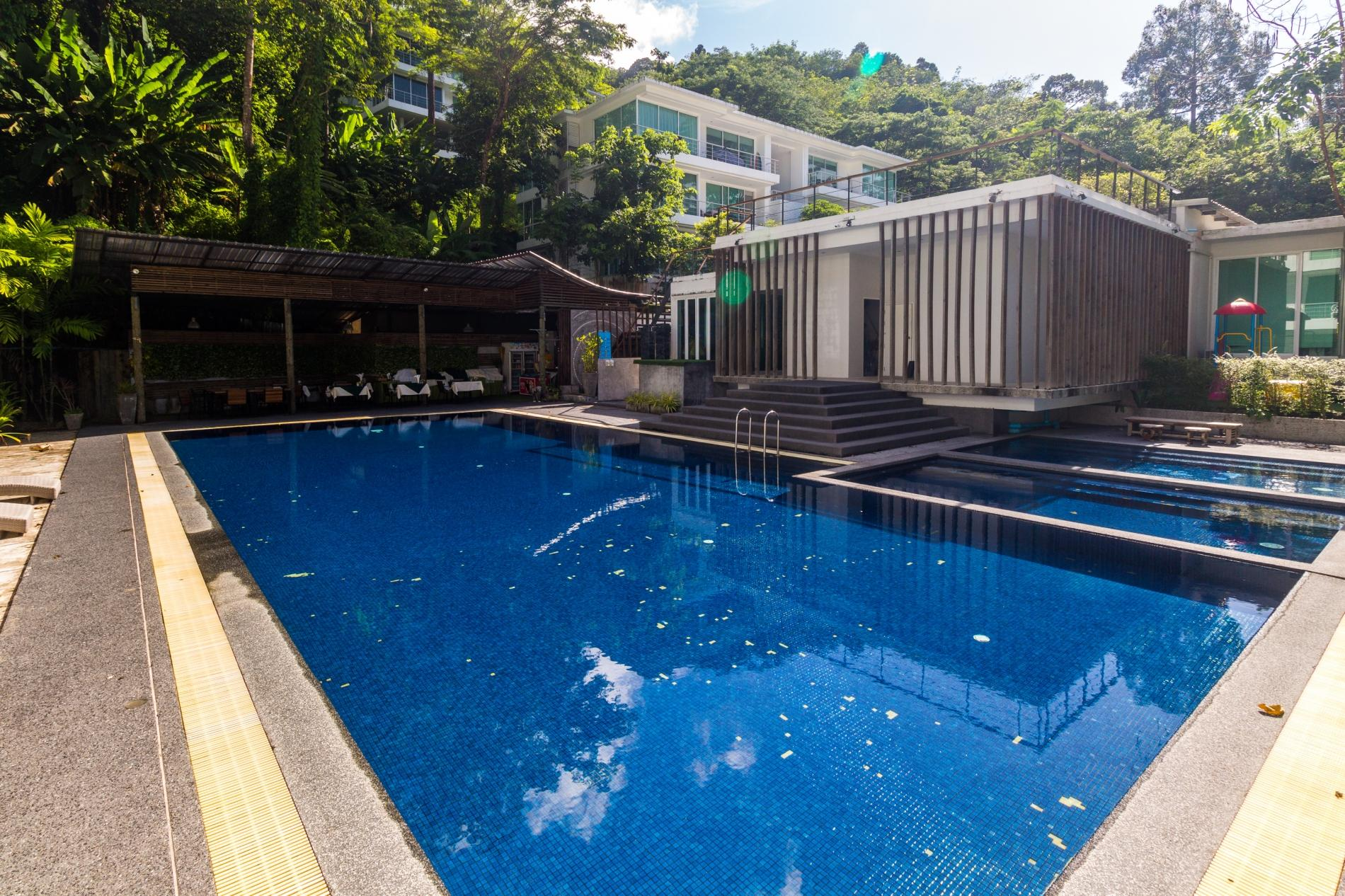Apartment Zen Space 412 - Family holiday with pools  children area  gym and free shuttle to beach  photo 16965969