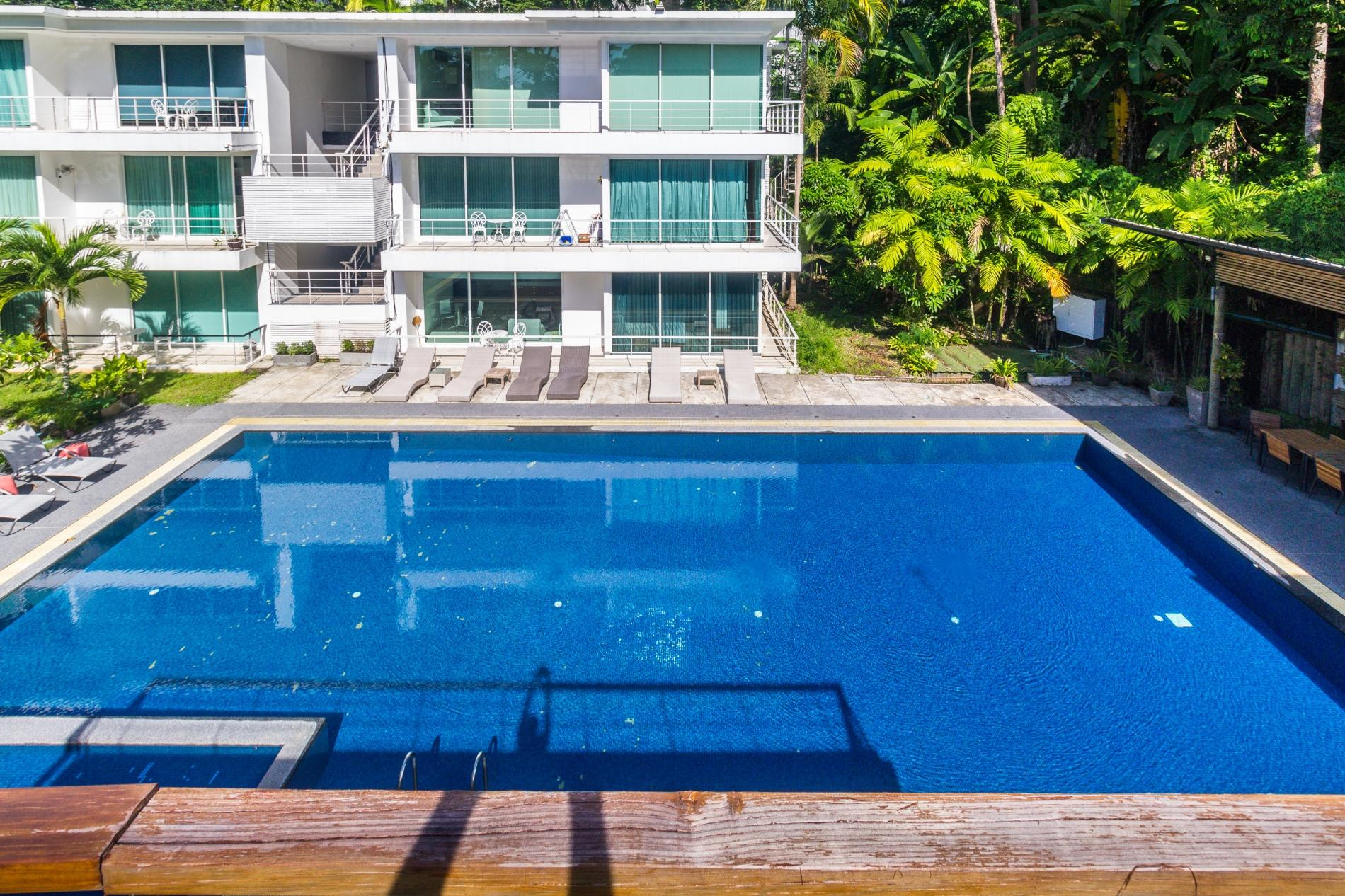 Apartment Zen Space 412 - Family holiday with pools  children area  gym and free shuttle to beach  photo 16936391