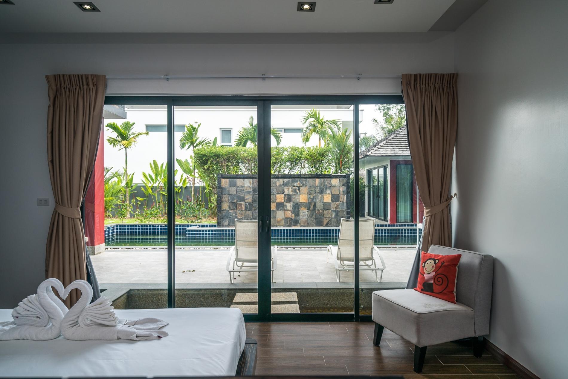 Apartment Diamond 272 - Modern 4 br private pool and garden villa photo 20358273