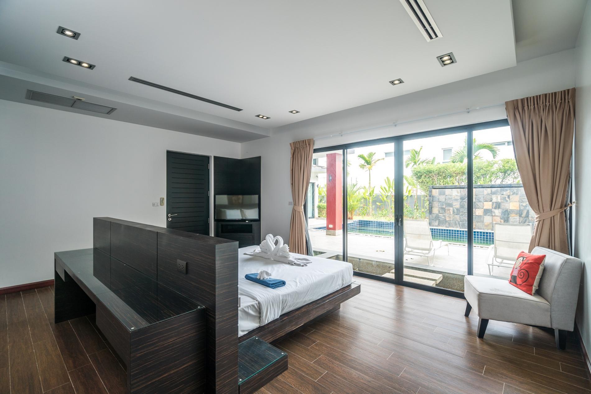 Apartment Diamond 272 - Modern 4 br private pool and garden villa photo 20320662