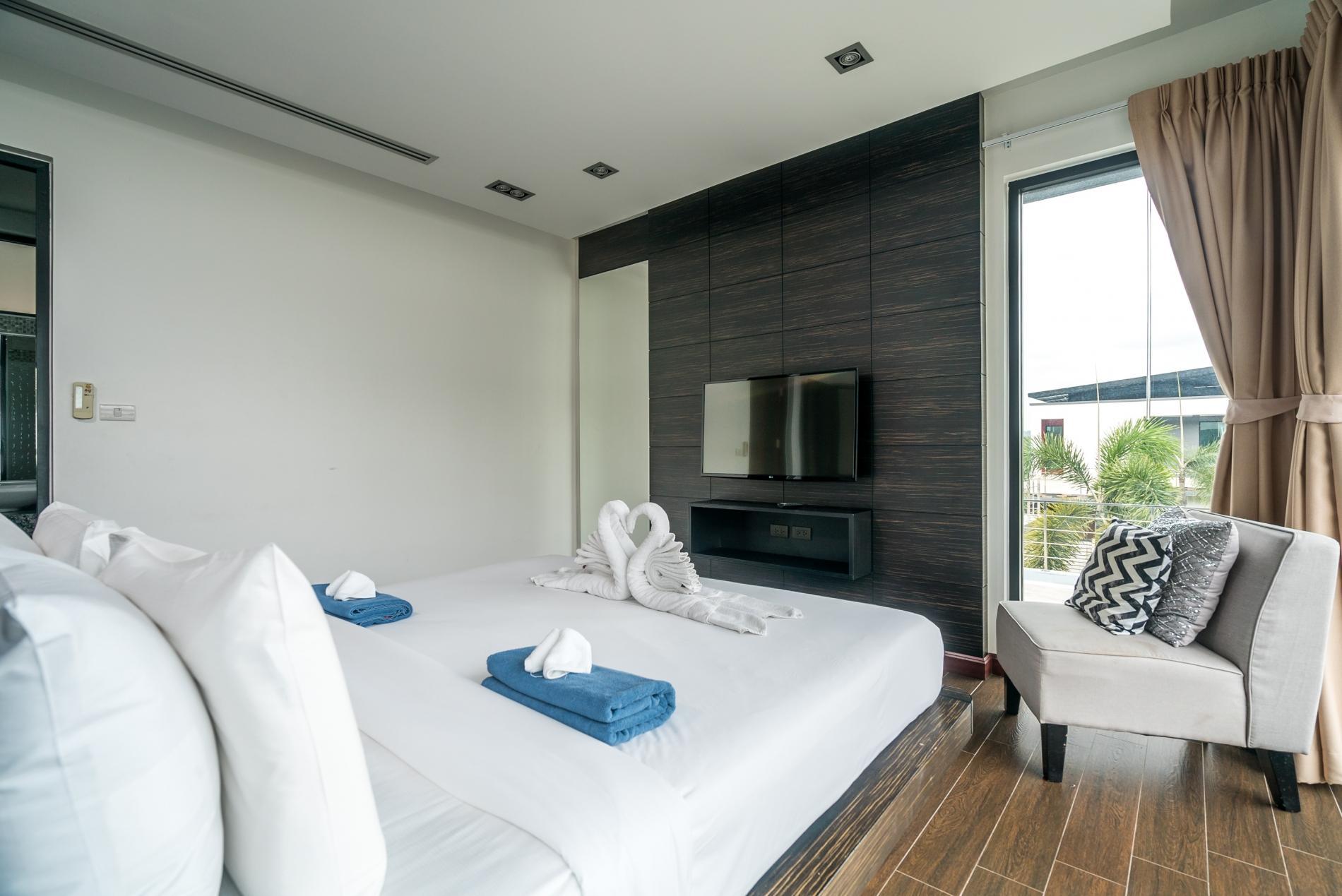 Apartment Diamond 272 - Modern 4 br private pool and garden villa photo 20257913