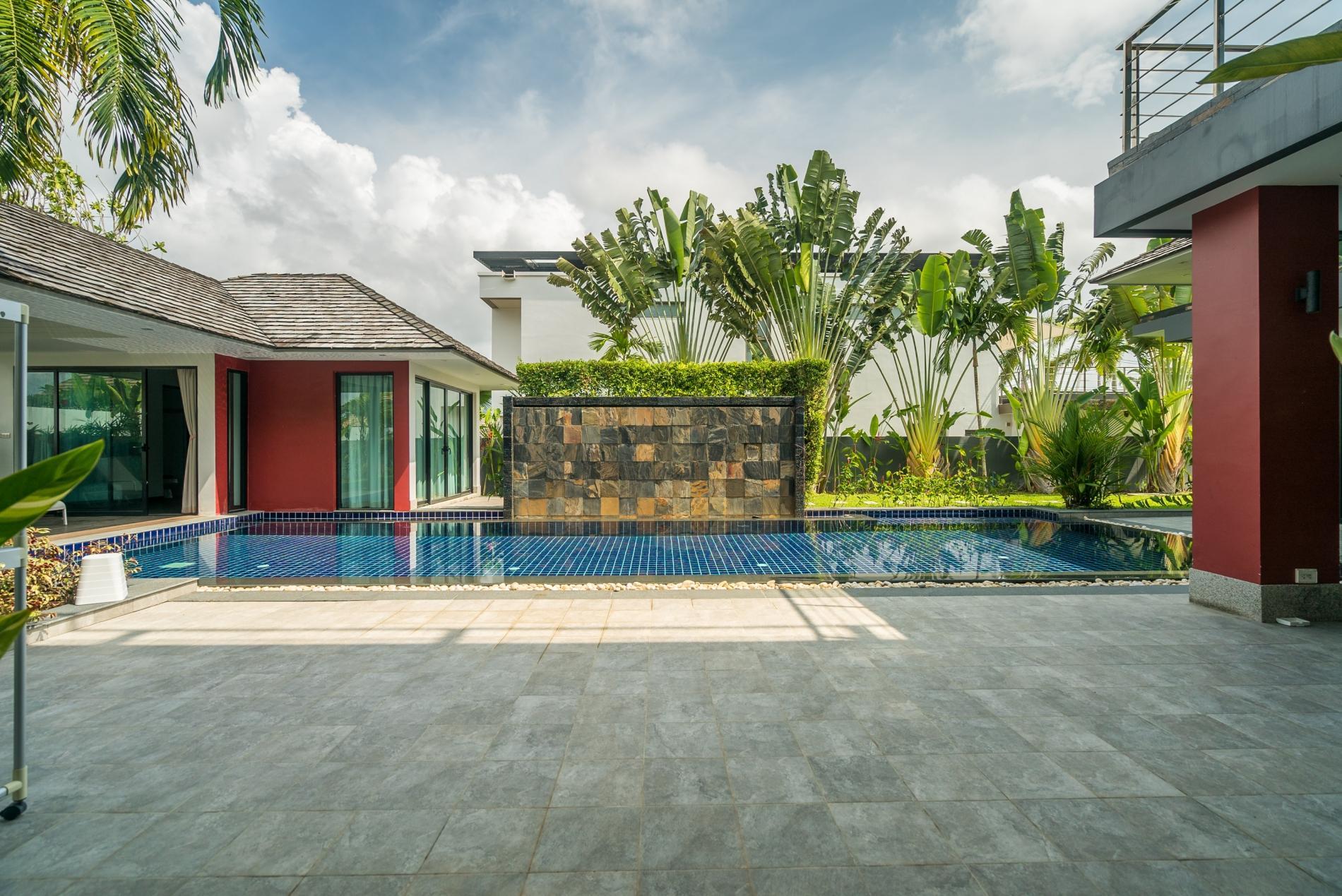 Apartment Diamond 272 - Modern 4 br private pool and garden villa photo 26956872