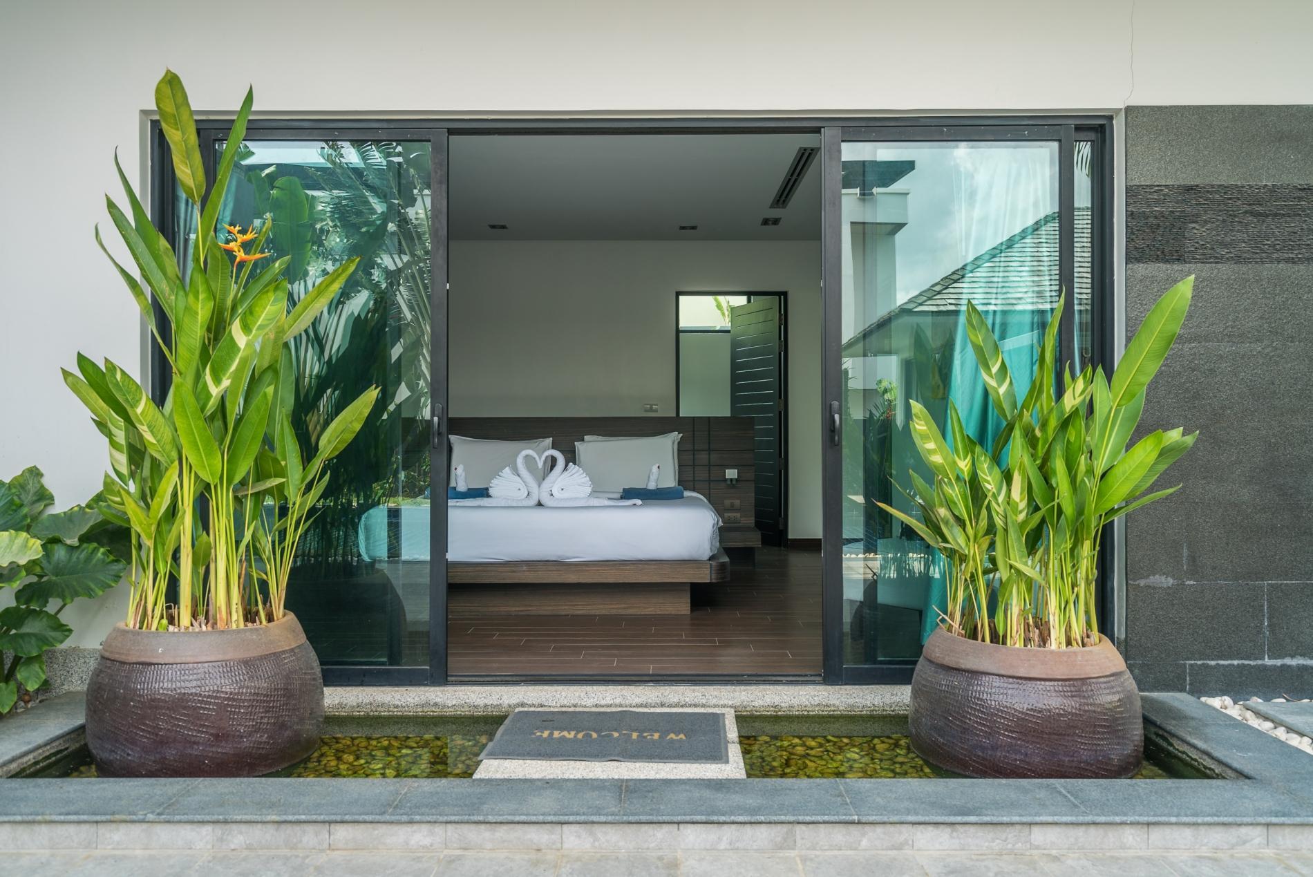 Apartment Diamond 272 - Modern 4 br private pool and garden villa photo 26956873
