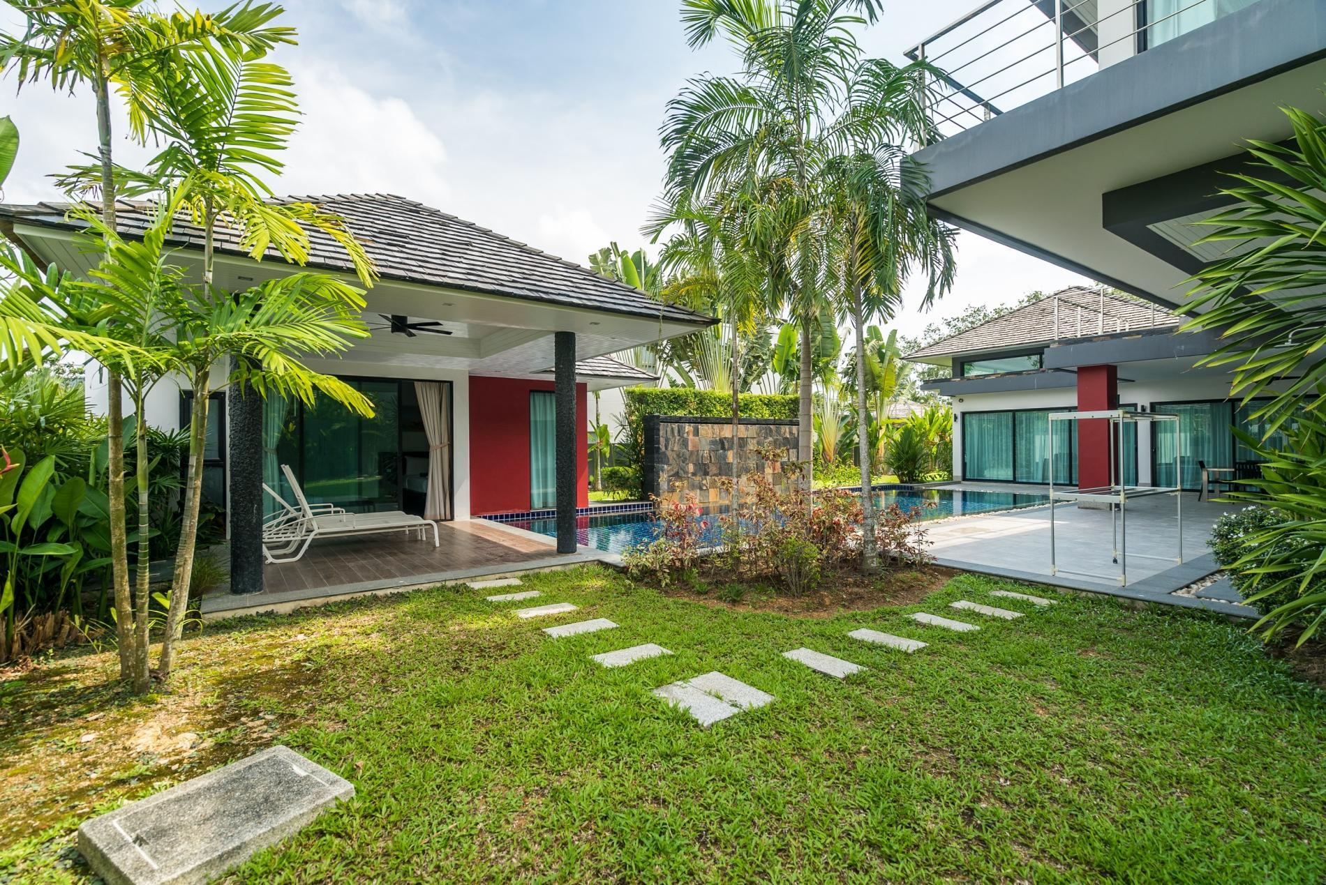 Apartment Diamond 272 - Modern 4 br private pool and garden villa photo 26956870