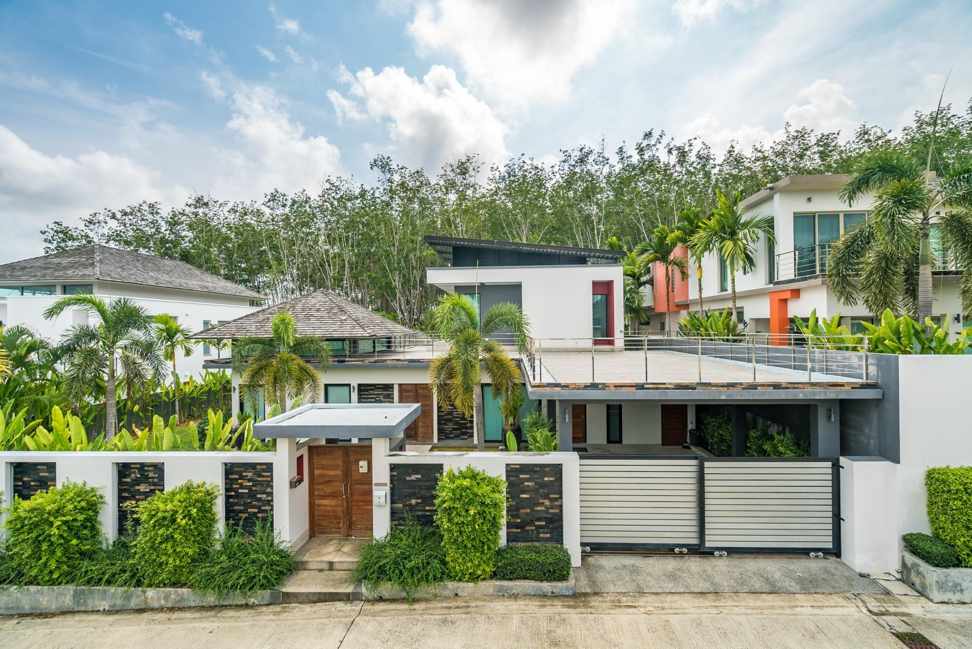 Apartment Diamond 272 - Modern 4 br private pool and garden villa photo 26956879