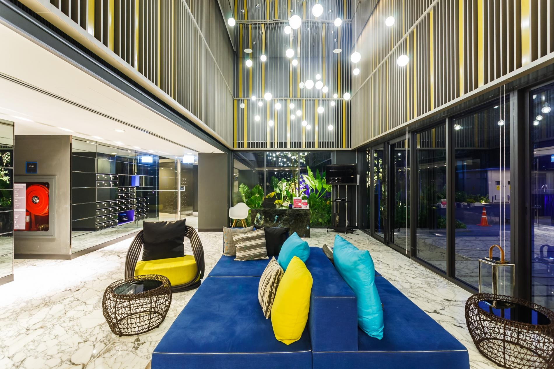 Apartment D9 - The Deck Patong  rooftop pool  gym and great location  photo 16860655