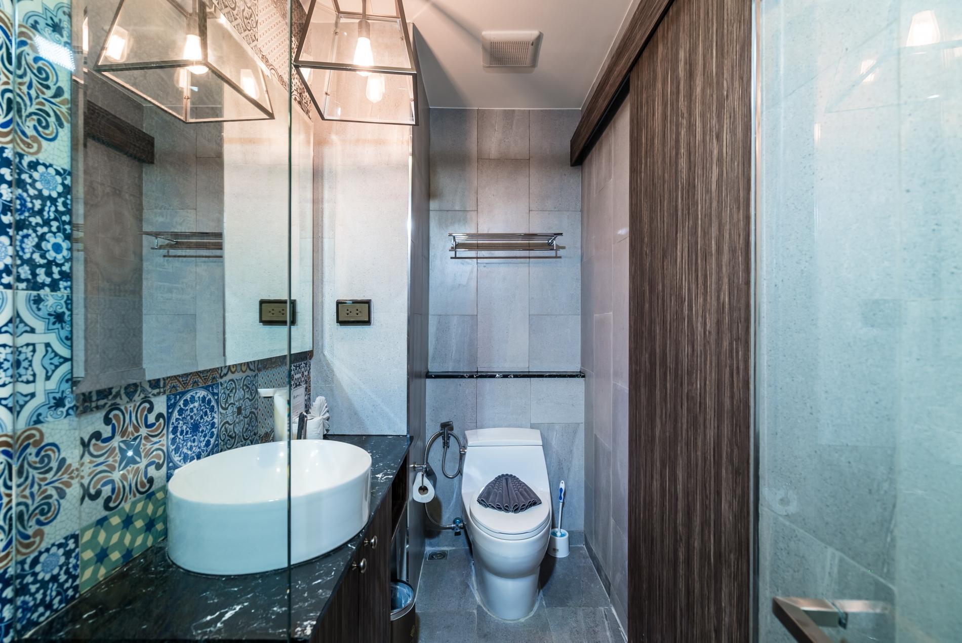 Apartment Palmyrah Surin - 300 meters to the beach    Brand new luxury condo A406 photo 17081793