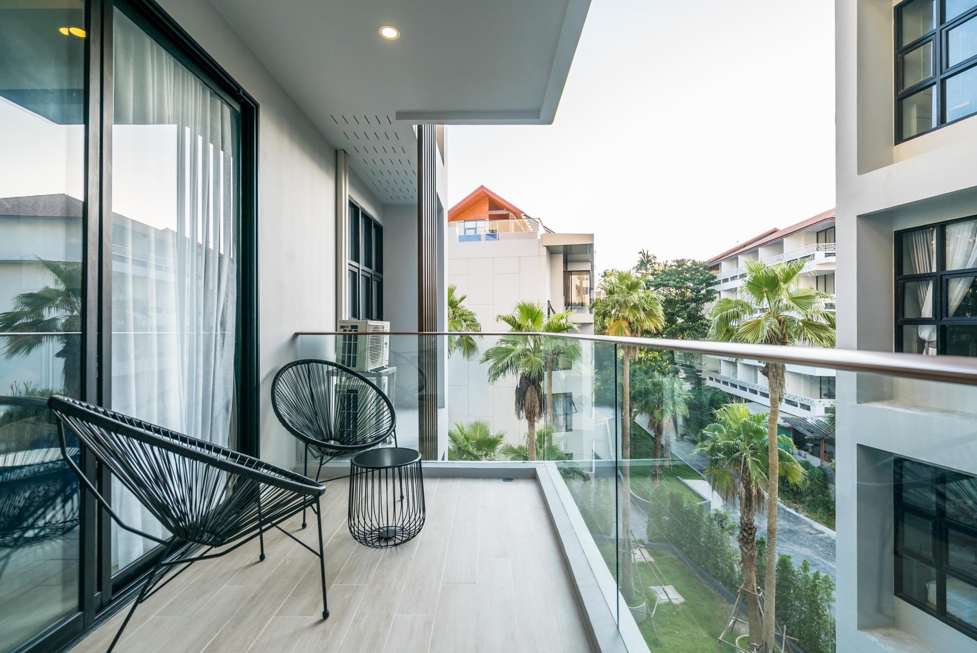 Apartment Palmyrah Surin - 300 meters to the beach    Brand new luxury condo A406 photo 17081795
