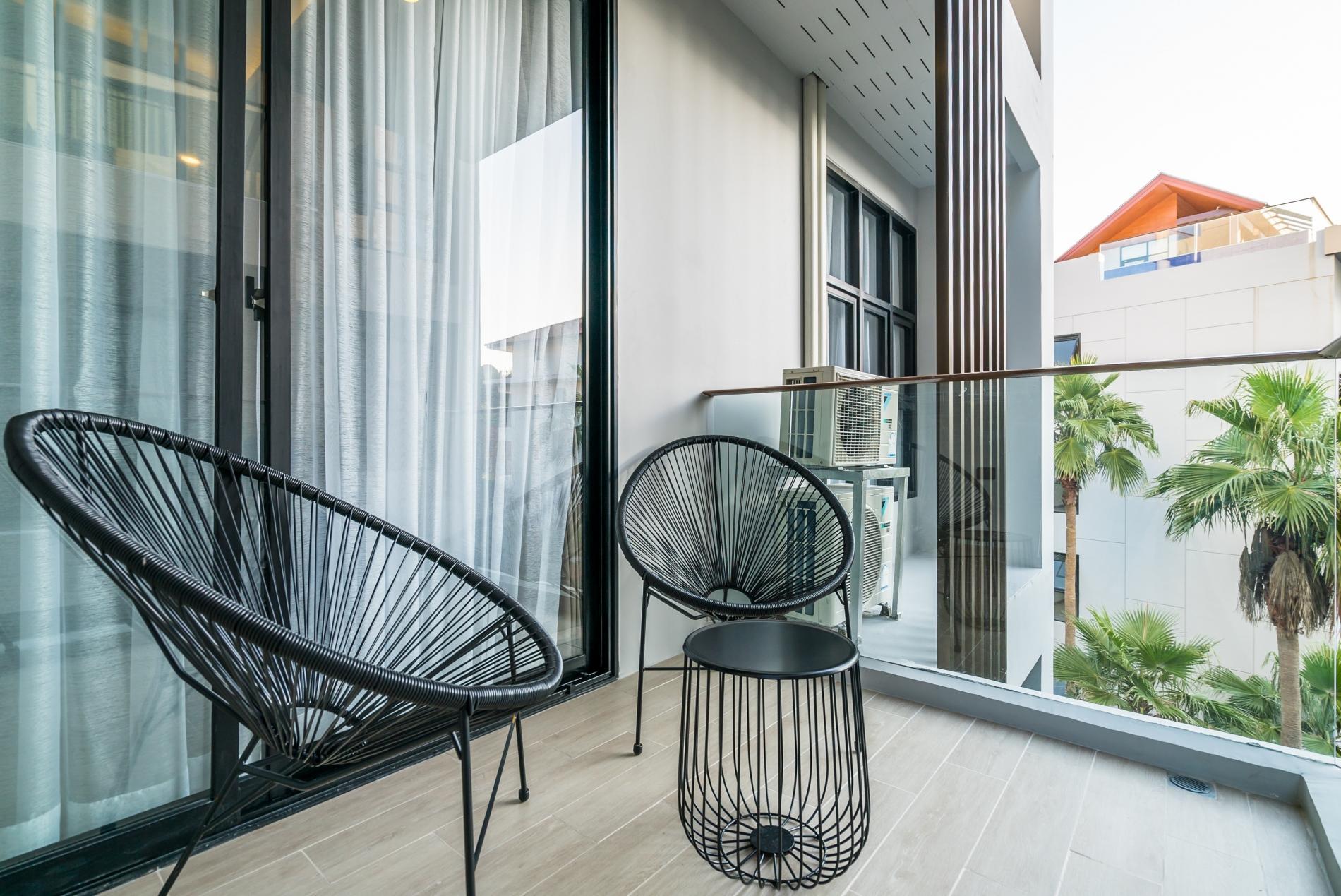 Apartment Palmyrah Surin - 300 meters to the beach    Brand new luxury condo A406 photo 17052691