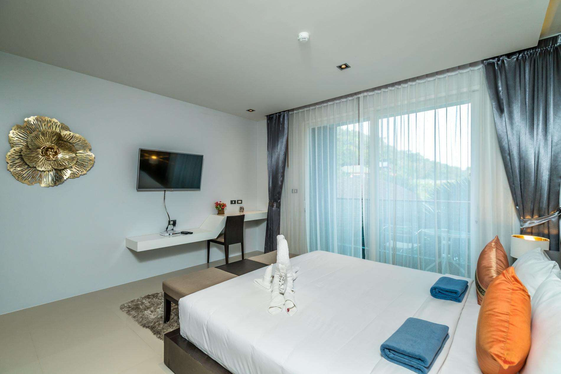 ET414 - Charming pool view studio, pool and gym in Patong photo 18543905