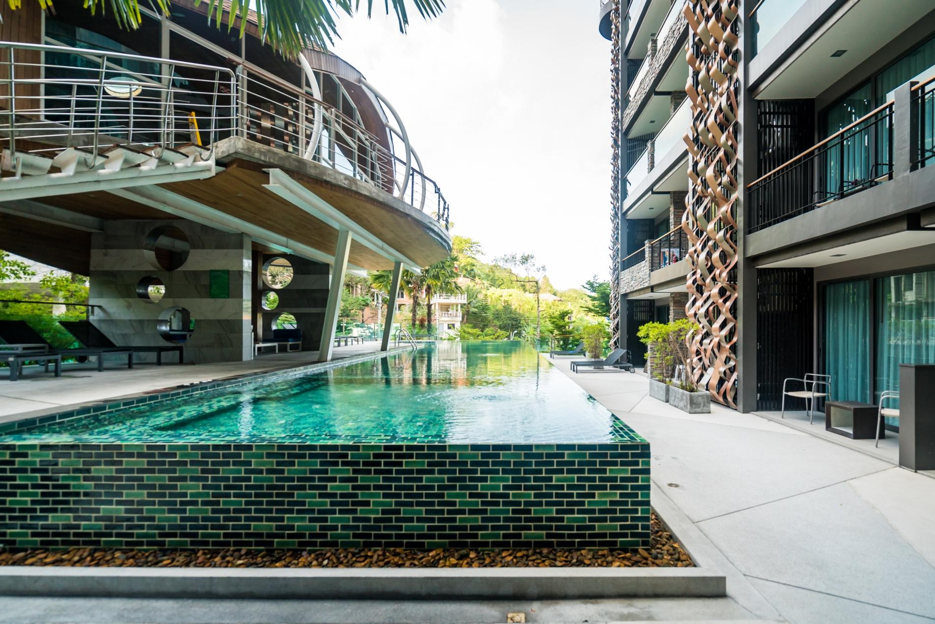 Apartment ET414 - Charming pool view studio  pool and gym in Patong photo 18343067