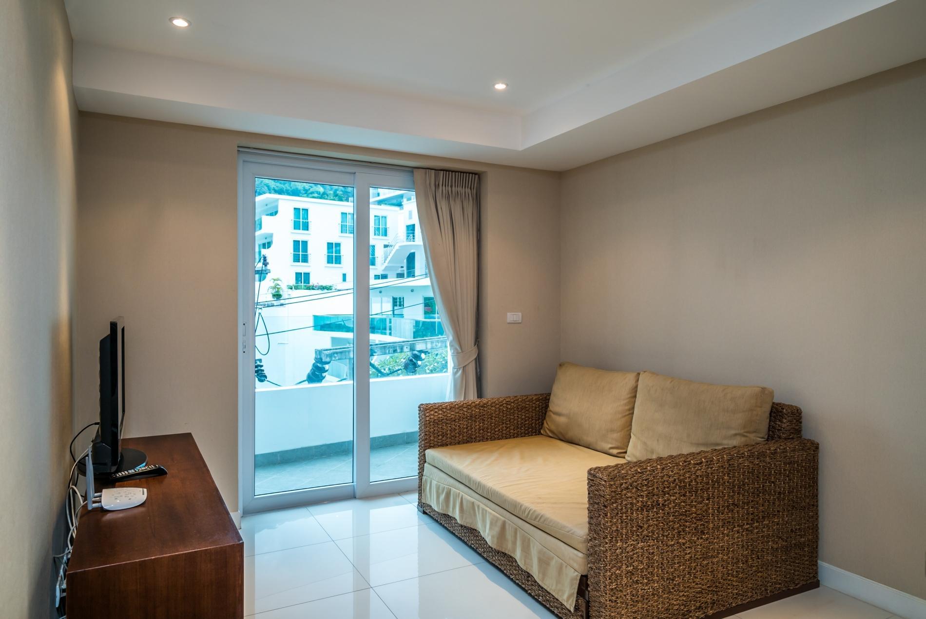 Kata Ocean View condominium - 1 bdr mountain view apartment photo 20321117