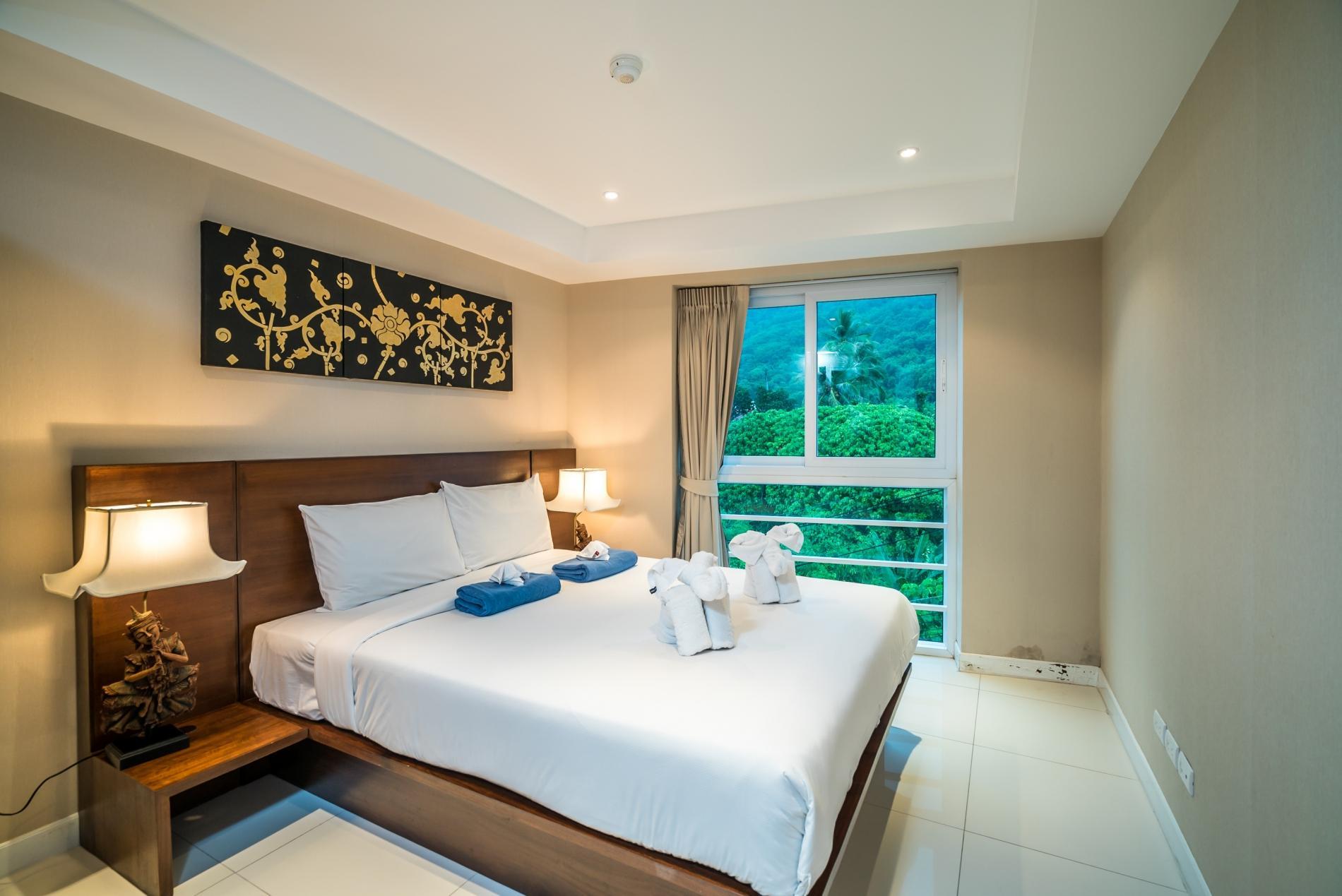 Kata Ocean View condominium - 1 bdr mountain view apartment photo 20390556