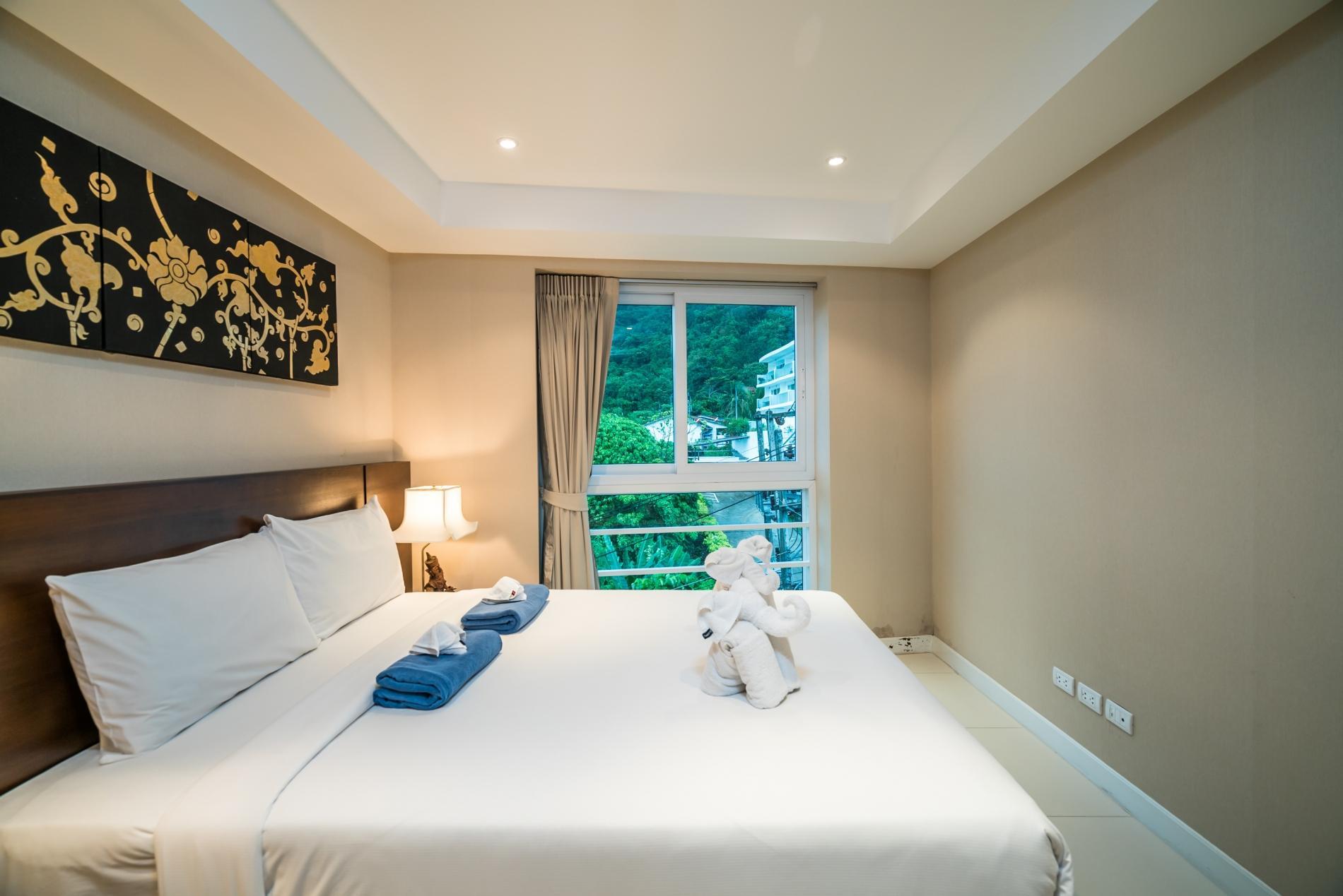 Apartment Kata Ocean View condominium - 1 bdr mountain view apartment photo 20390560