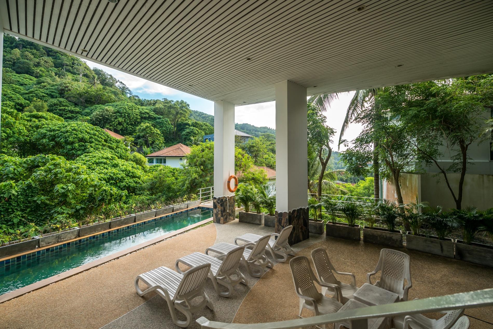 Apartment Kata Ocean View condominium - 1 bdr mountain view apartment photo 20235636