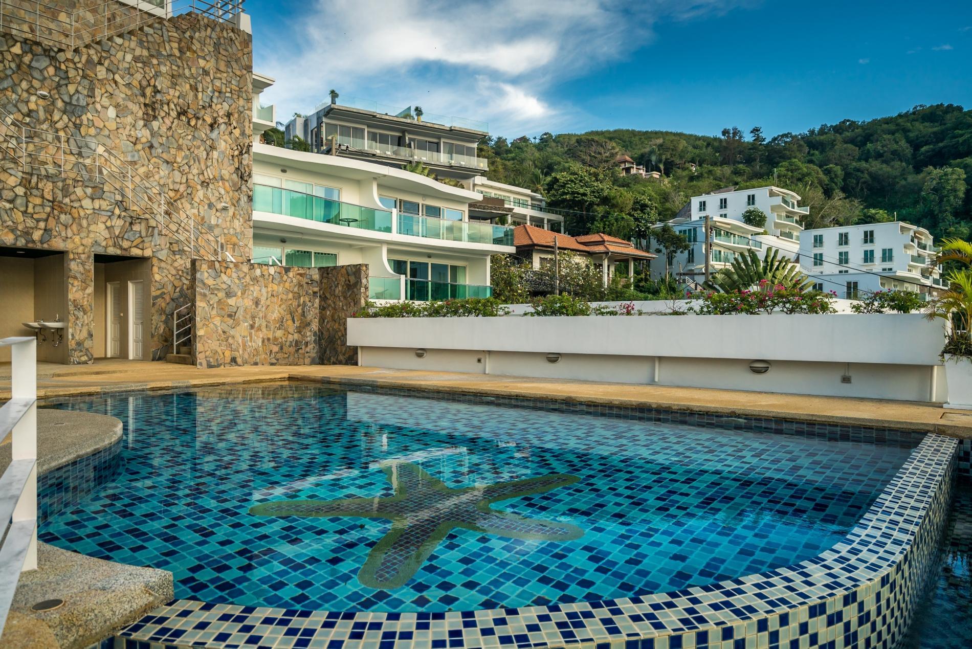 Apartment Kata Ocean View condominium - 1 bdr mountain view apartment photo 20321133