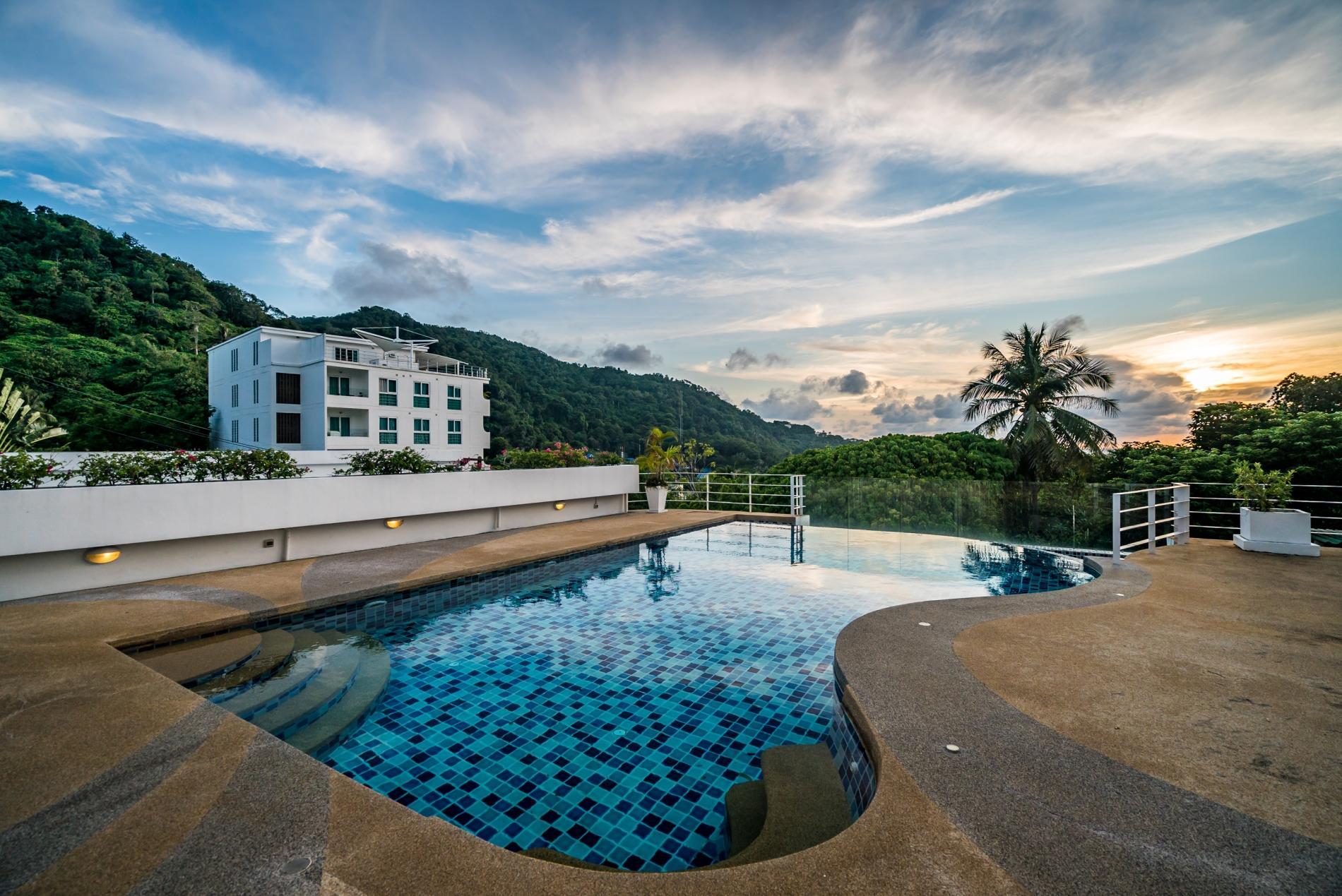 Apartment Kata Ocean View condominium - 1 bdr mountain view apartment photo 20321135