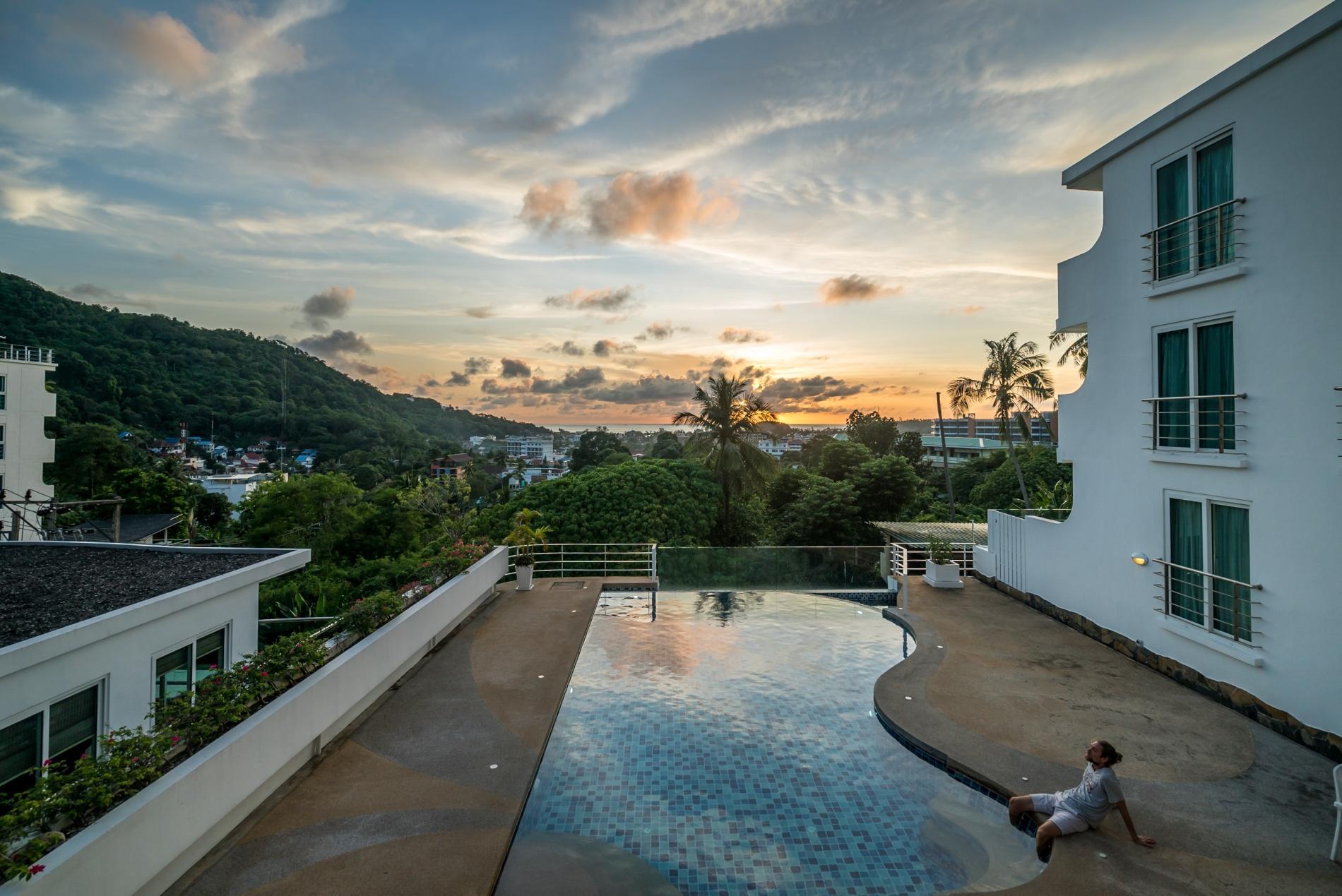 Apartment Kata Ocean View condominium - 1 bdr mountain view apartment photo 20177691
