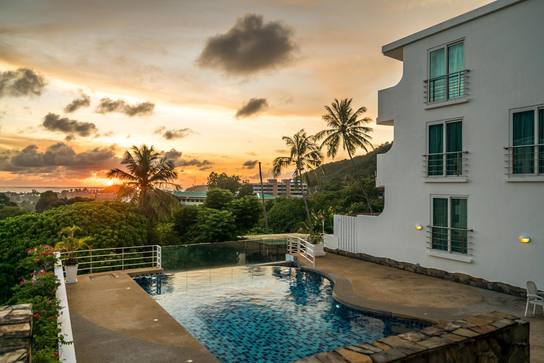 Apartment Kata Ocean View condominium - 1 bdr mountain view apartment photo 20177683