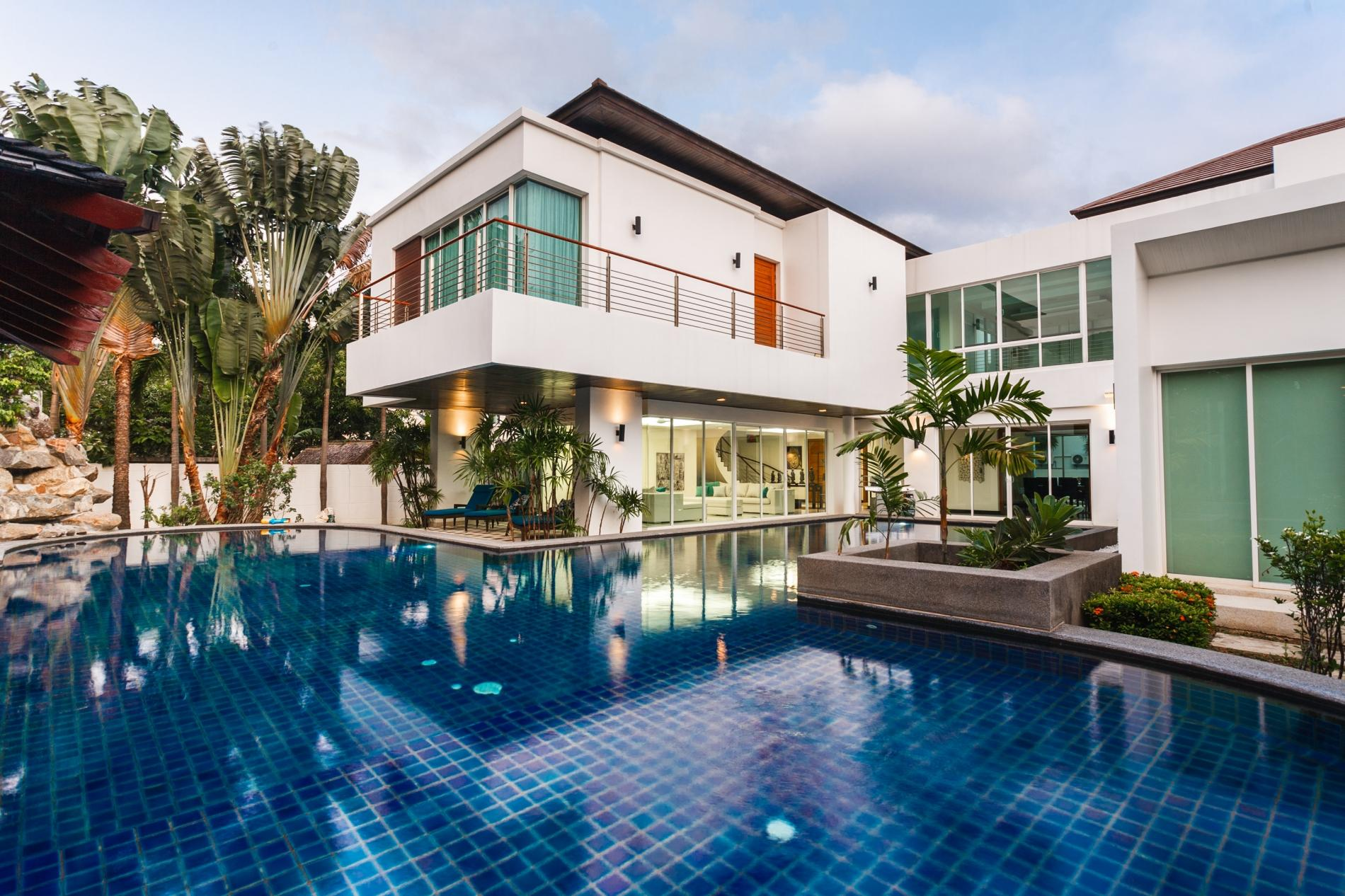 Apartment Kyerra Villa -  Giant private pool in Kamala  pool table  ping pong table  photo 20179553