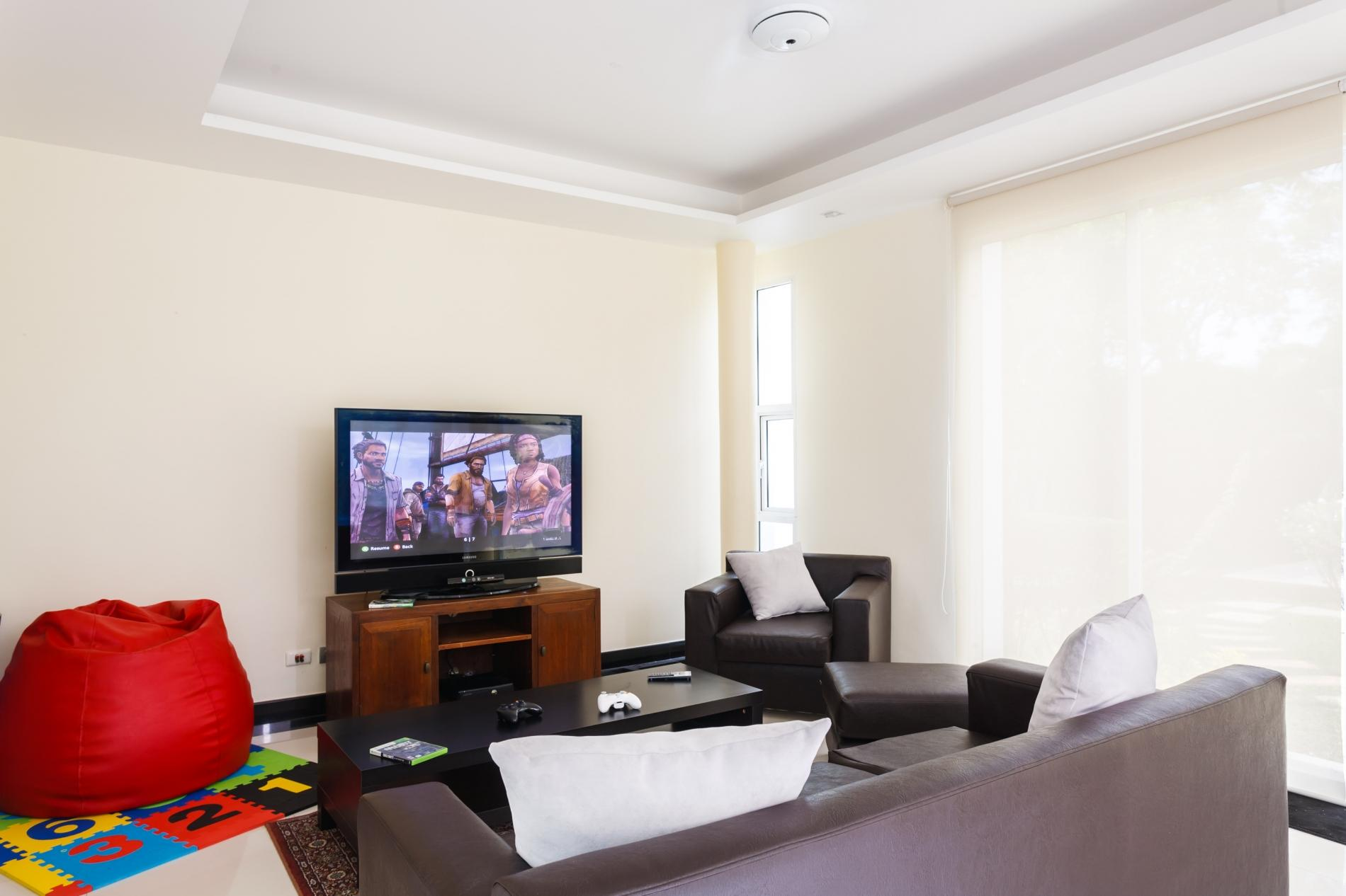 Apartment Kyerra Villa -  Giant private pool in Kamala  pool table  ping pong table  photo 20384597
