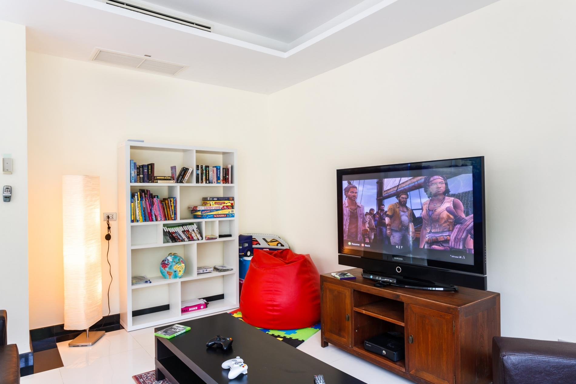 Apartment Kyerra Villa -  Giant private pool in Kamala  pool table  ping pong table  photo 20179567