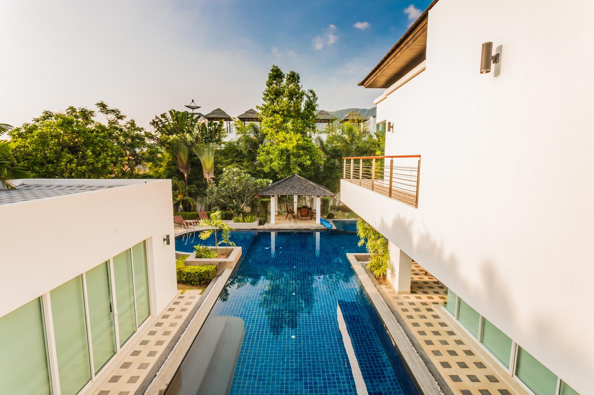 Apartment Kyerra Villa -  Giant private pool in Kamala  pool table  ping pong table  photo 20384623