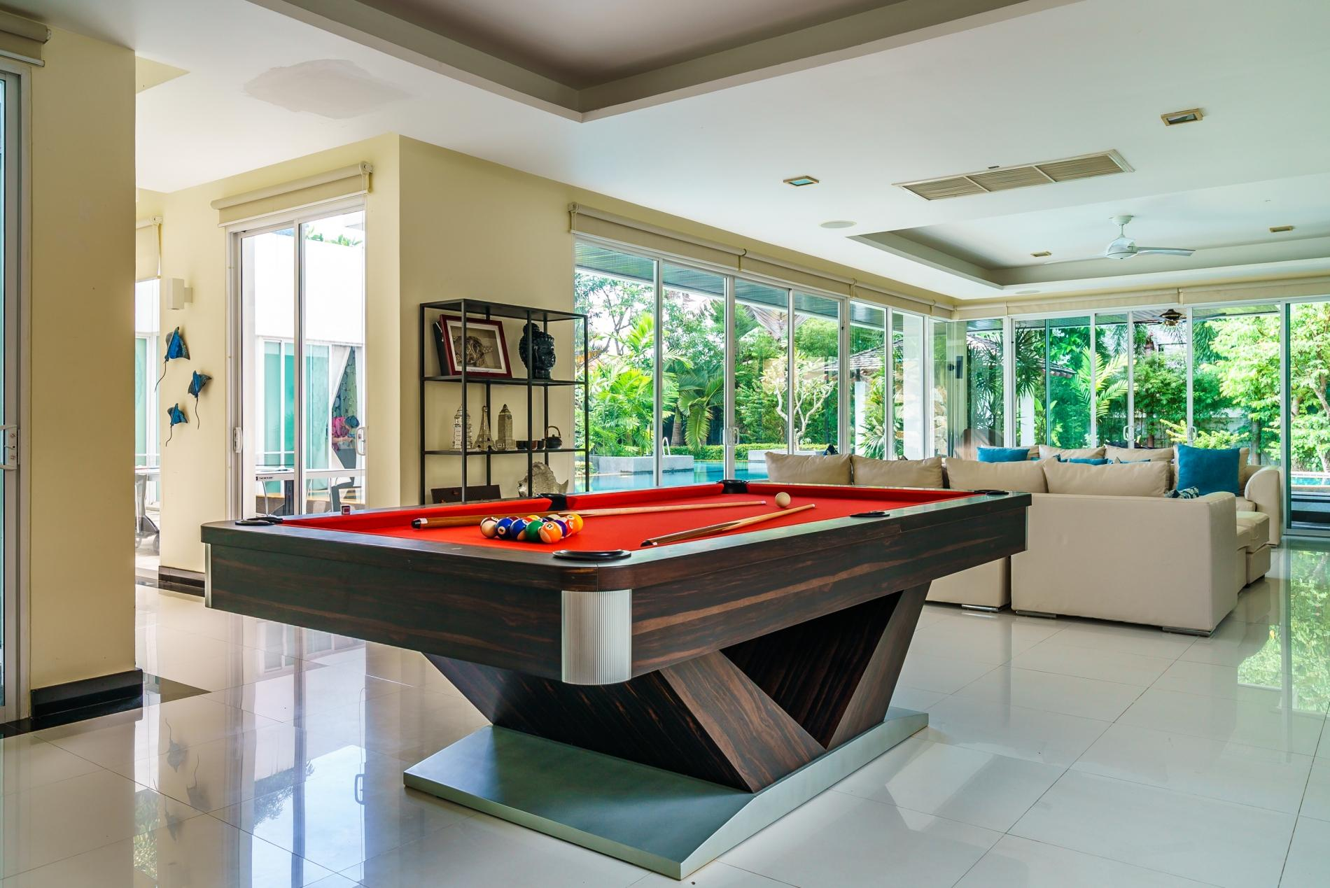 Kyerra Villa -  Giant private pool in Kamala, pool table, ping pong table! photo 20384585