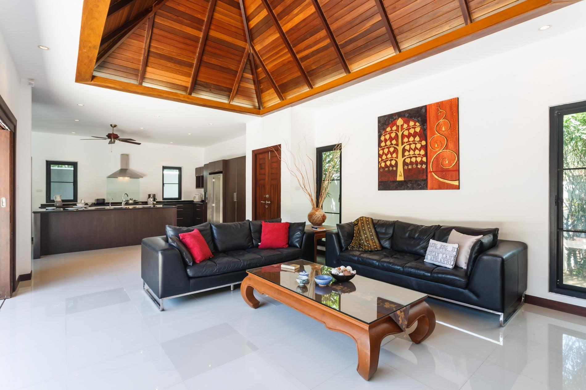 Apartment Frangipani Villa in Nai Harn - 5 bedroom private pool with garden and pizza oven photo 20320312