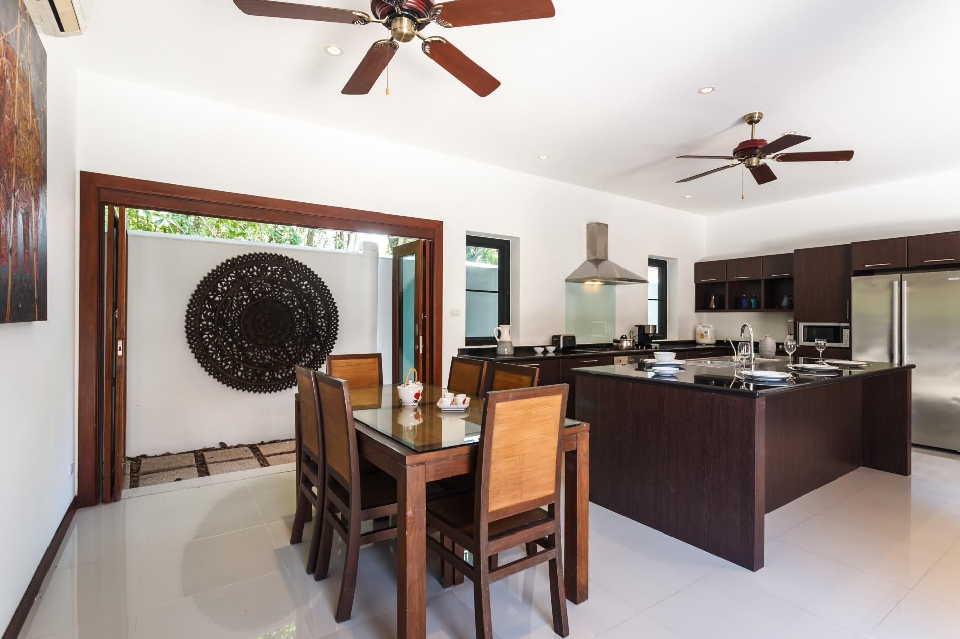 Apartment Frangipani Villa in Nai Harn - 5 bedroom private pool with garden and pizza oven photo 20258392