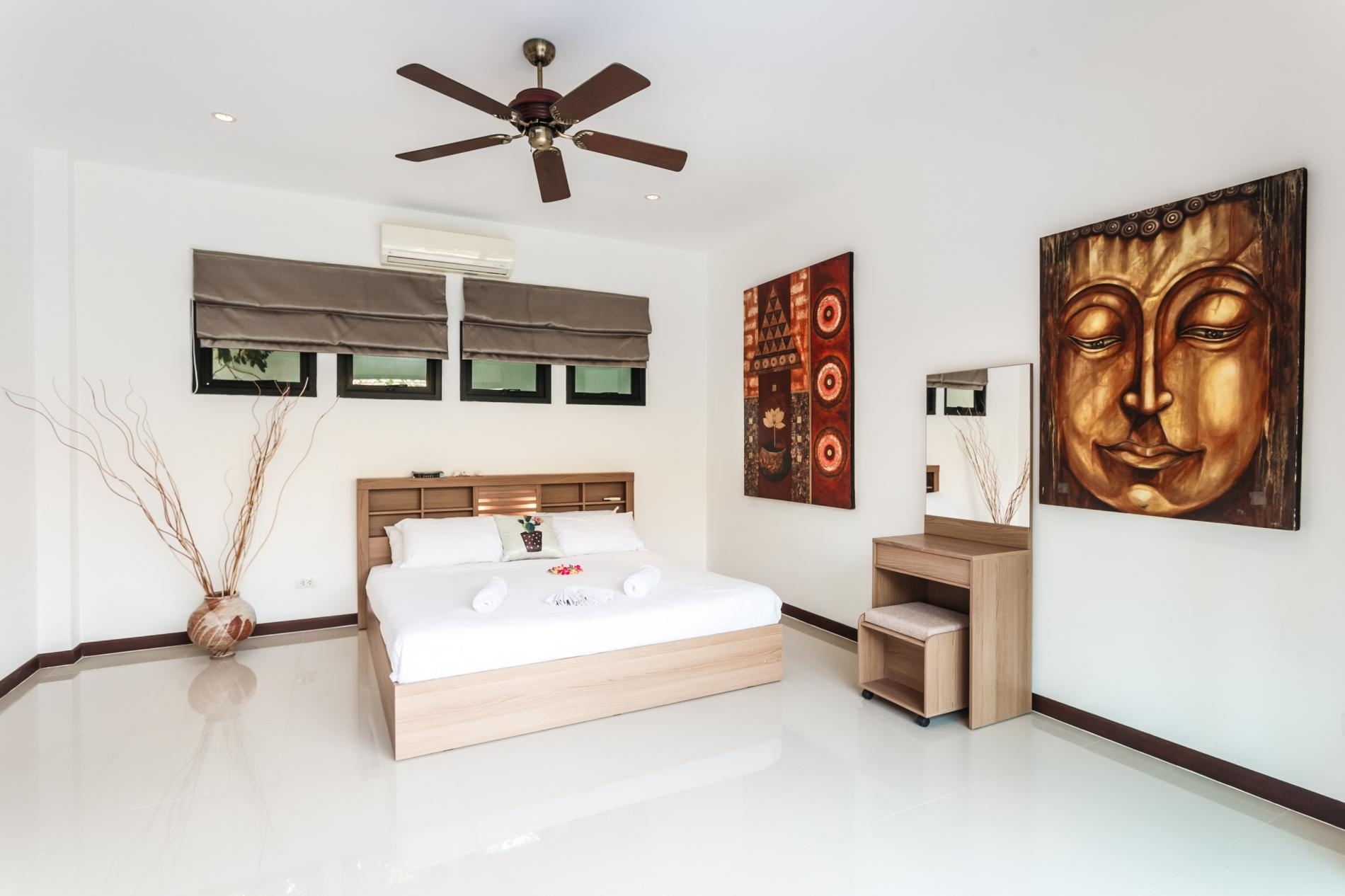 Apartment Frangipani Villa in Nai Harn - 5 bedroom private pool with garden and pizza oven photo 20389715